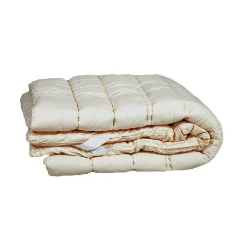 "Sleep & Beyond 1 5"" Washable Wool Mattress Topper"