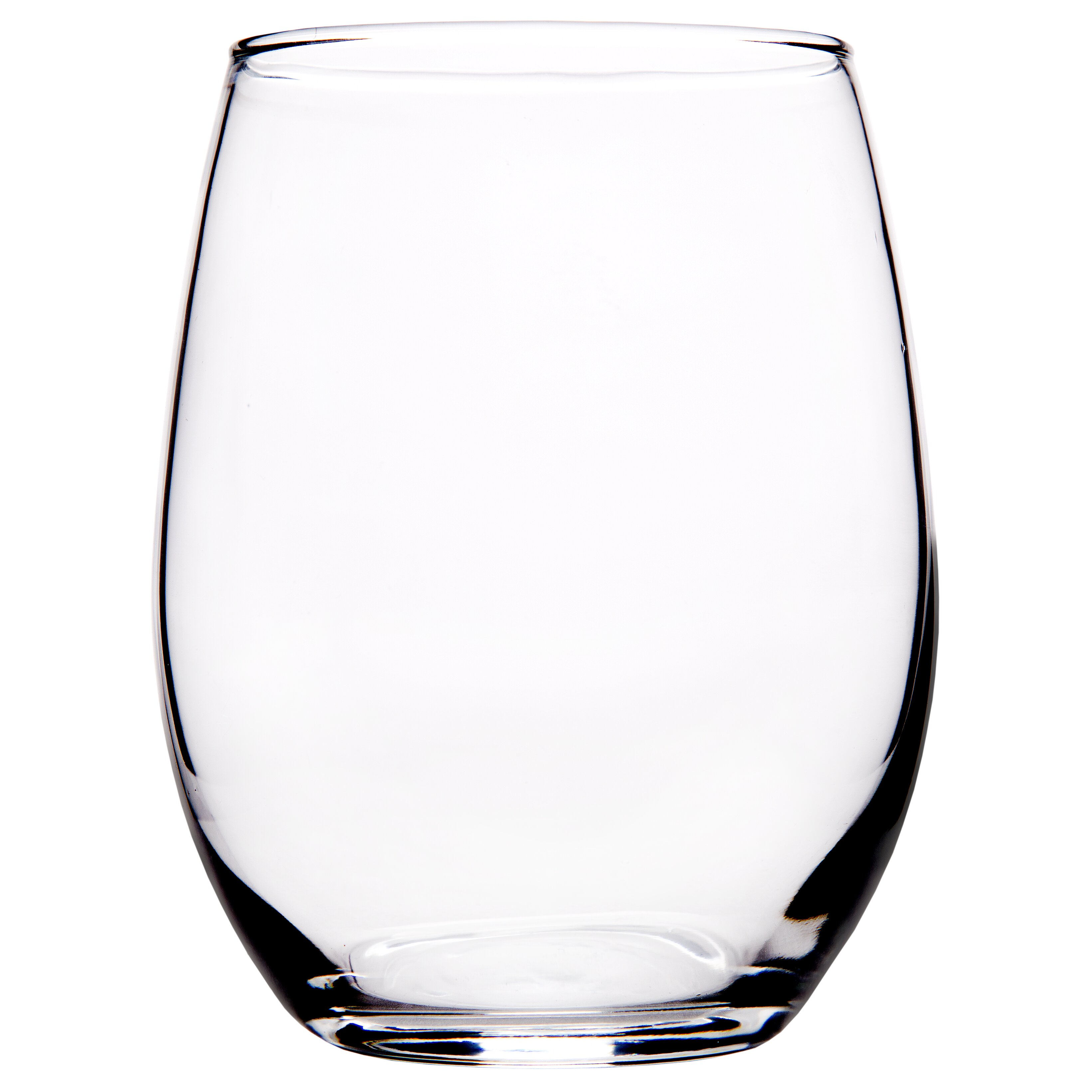 home essentials and beyond stemless red wine glass reviews wayfair. Black Bedroom Furniture Sets. Home Design Ideas