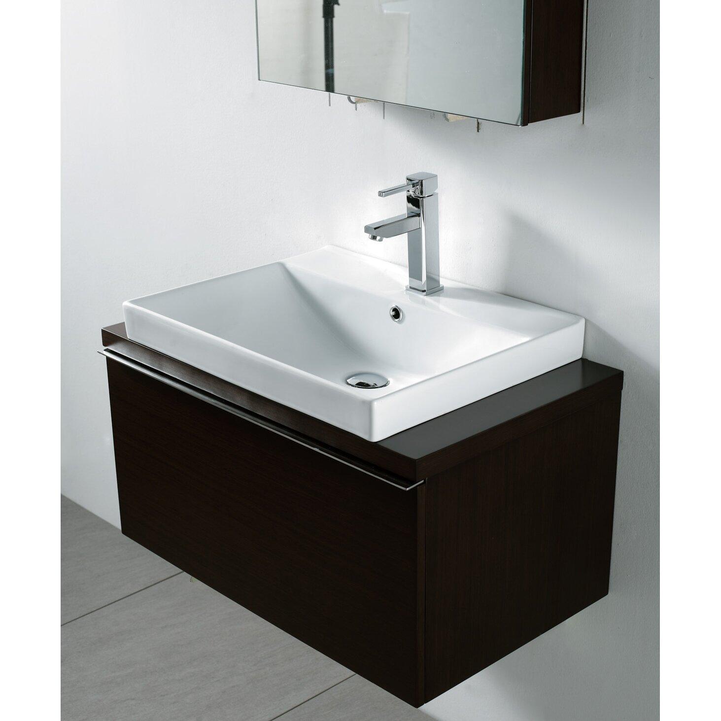 Madeli Venasca 30 Single Wall Mount Bathroom Vanity Set