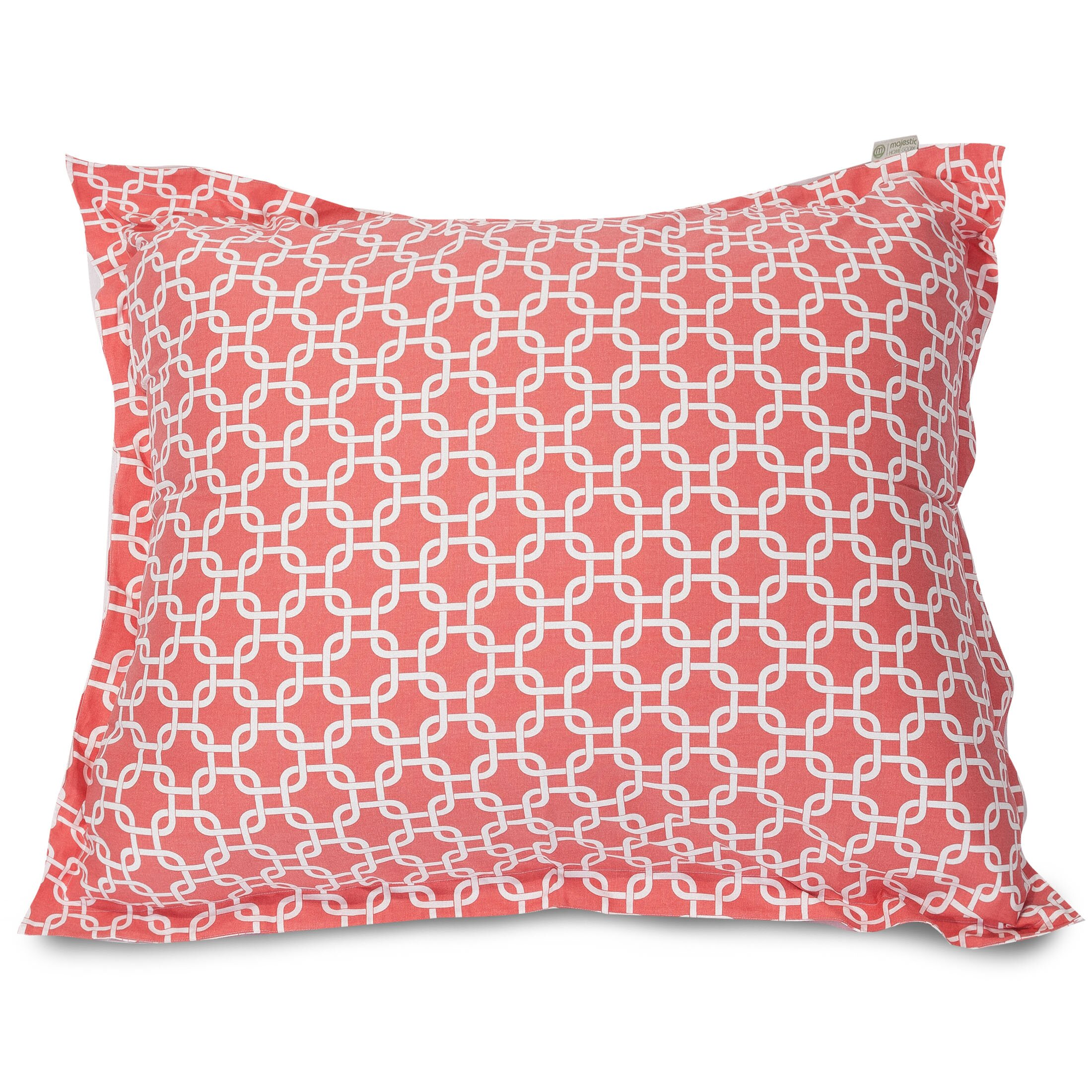 Floor Pillows Home Goods : Majestic Home Goods Coral Links Floor Pillow Wayfair