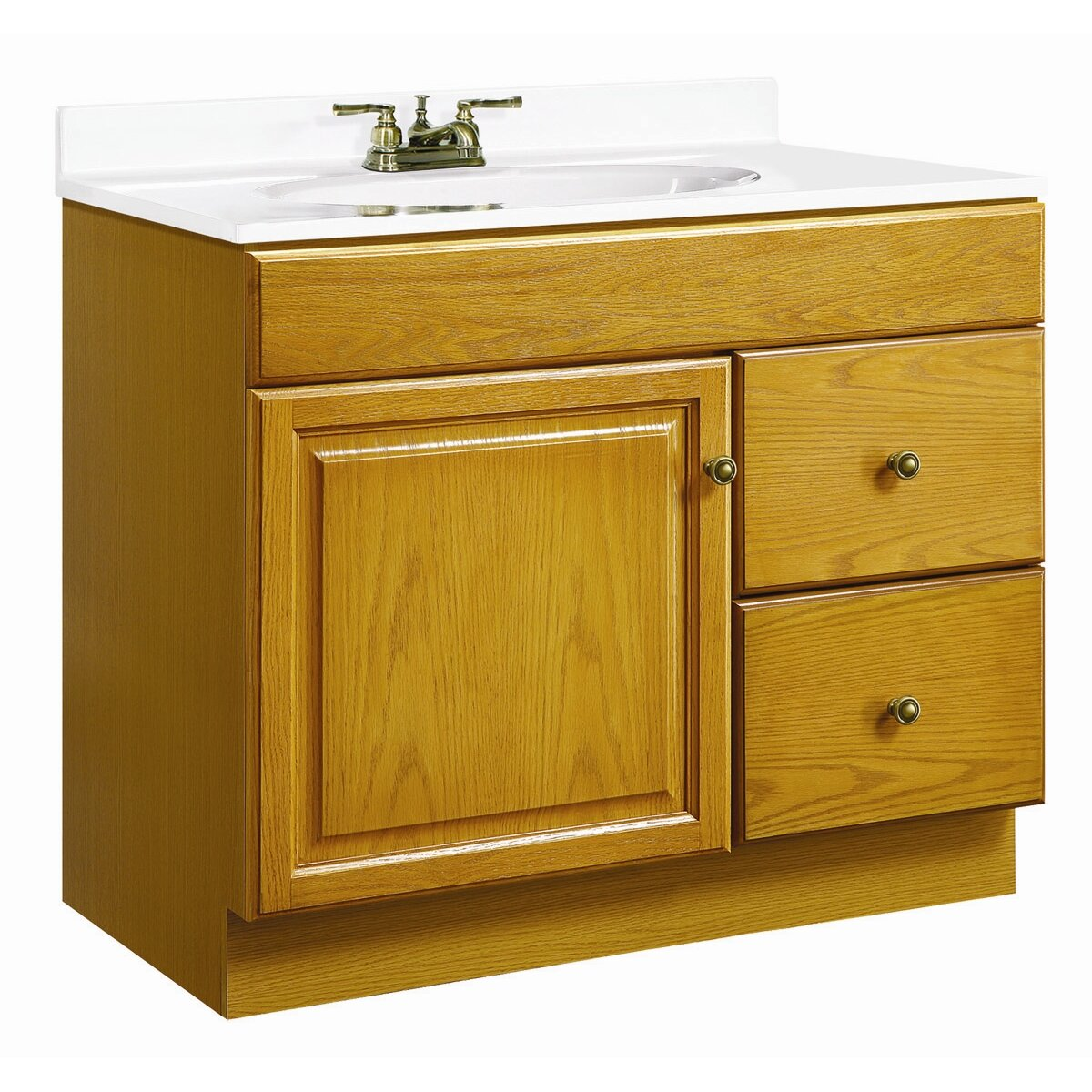 Design House Claremont 37 Single Door Bathroom Vanity Reviews Wayfair