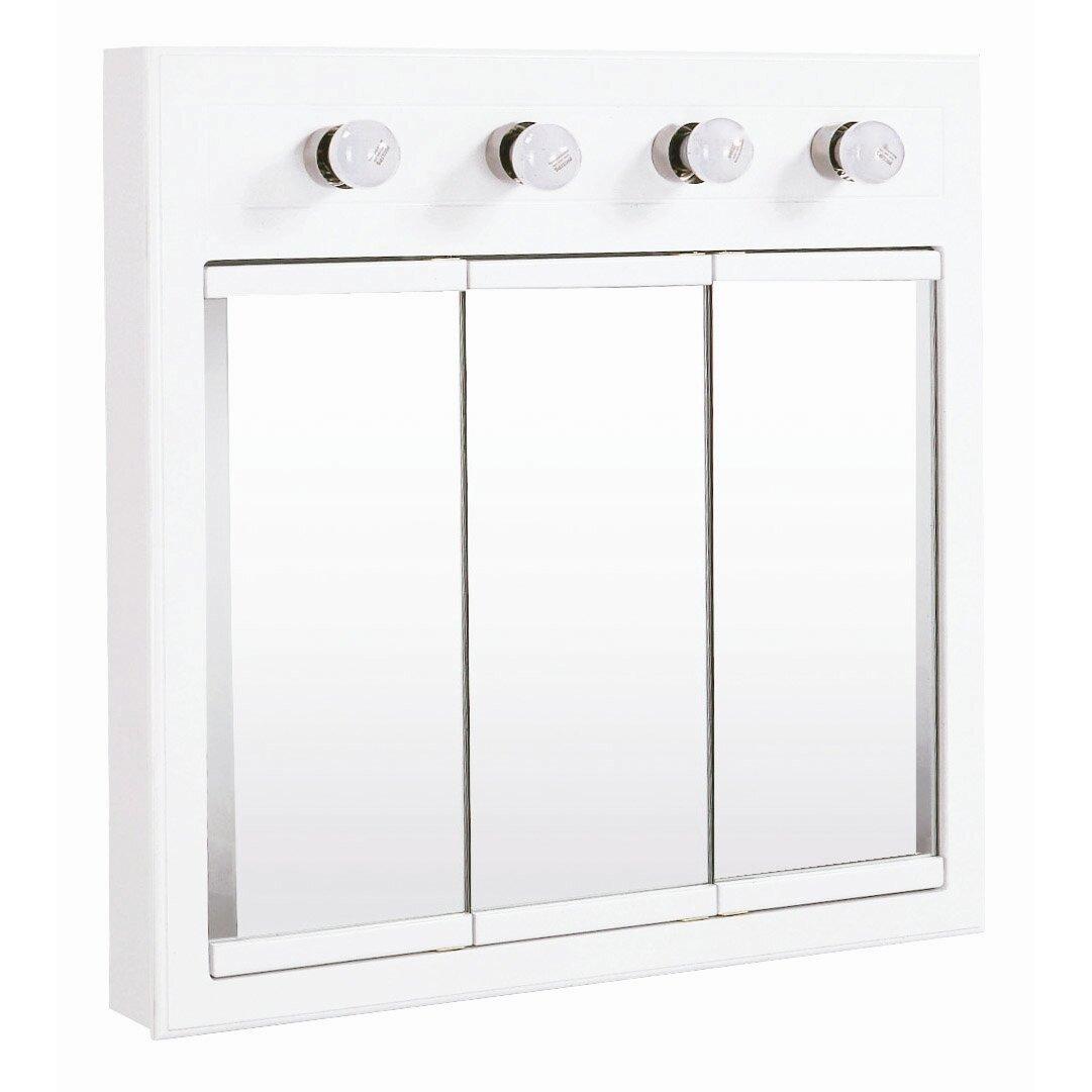 design house concord 30 quot x 30 quot surface mount medicine design house medicine cabinets staples