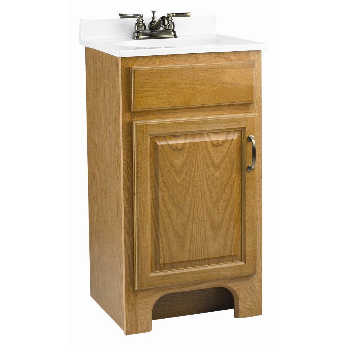 Design house richland 19 single door cabinet bathroom for Bathroom cabinets reviews