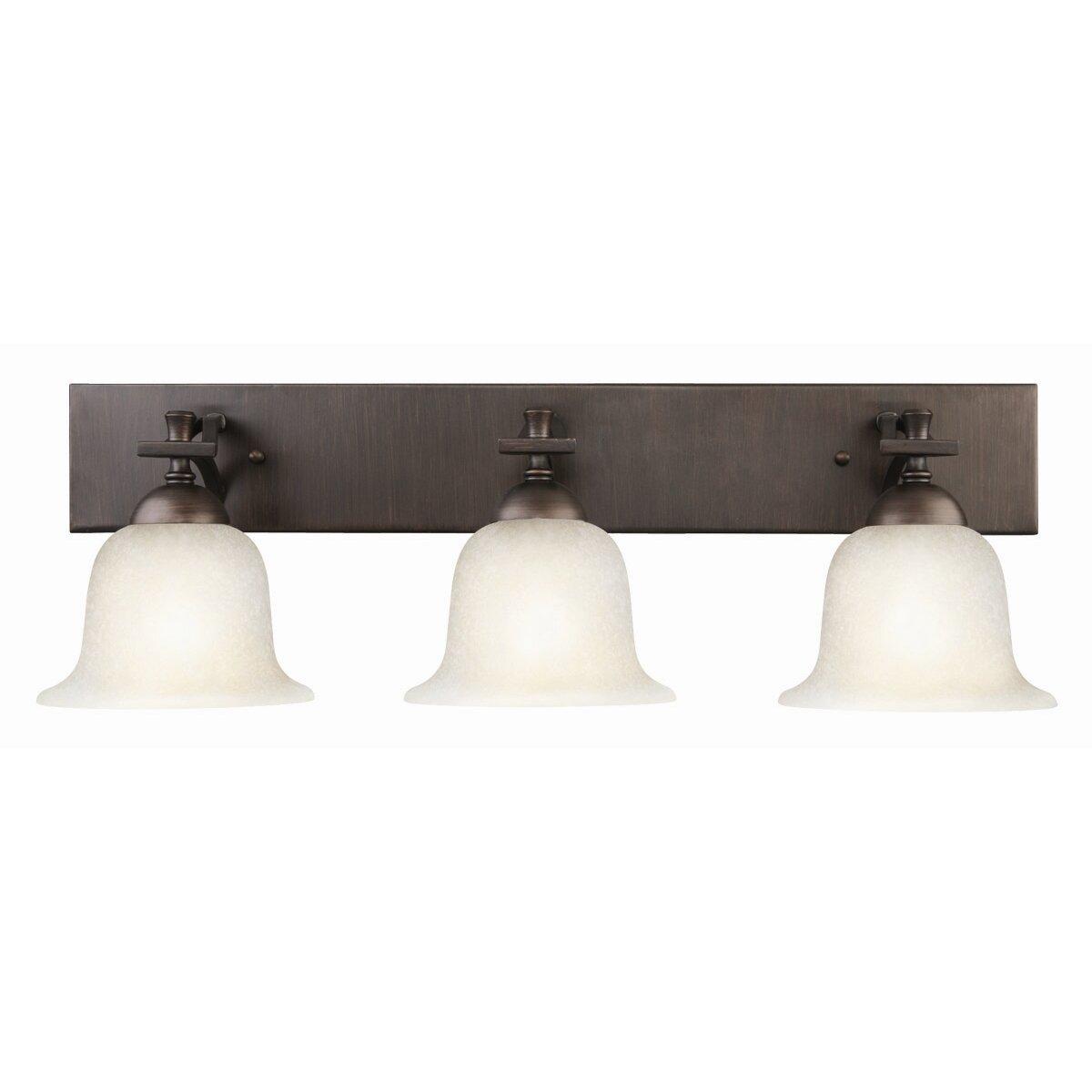Design House Ironwood 3 Light Vanity Light & Reviews Wayfair