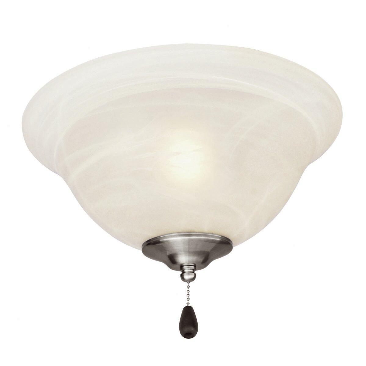Design House 3 Light Bowl Ceiling Fan Light Kit Amp Reviews