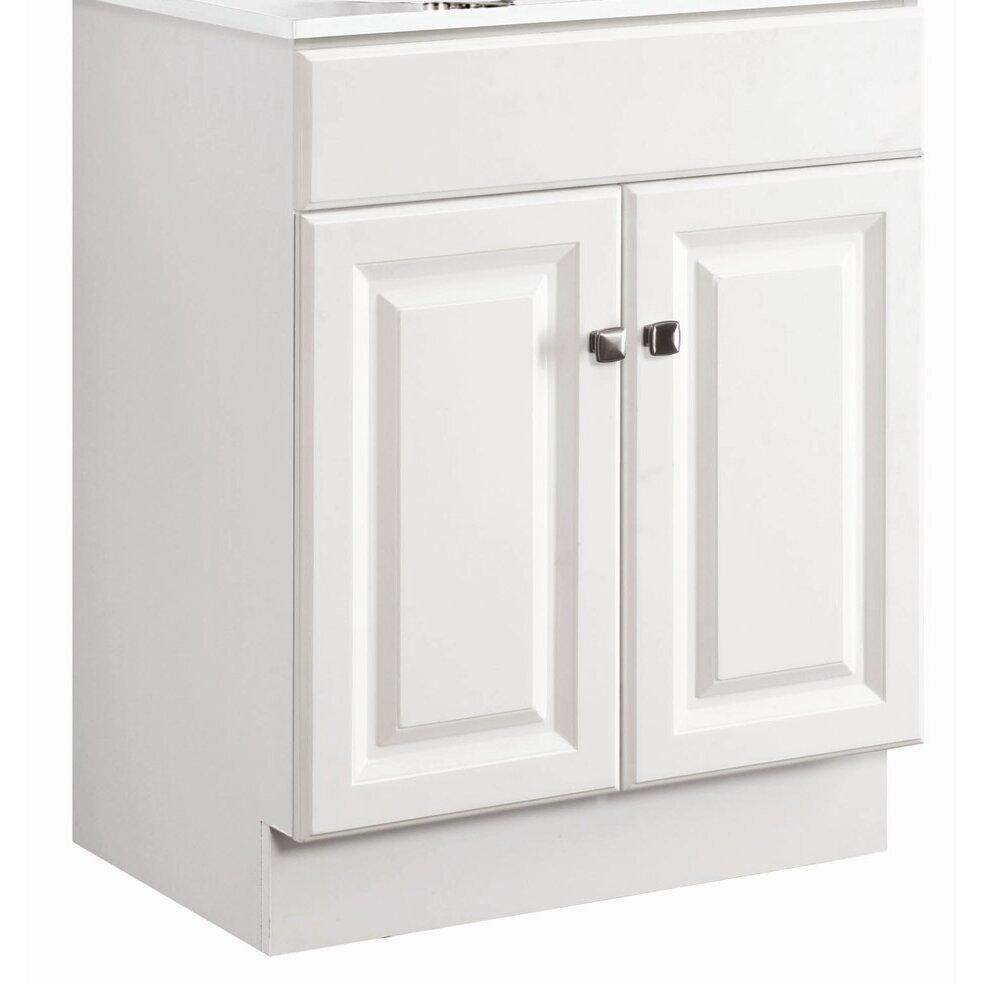 Design House Wyndham 25 Double Door Bathroom Vanity Reviews Wayfair Supply