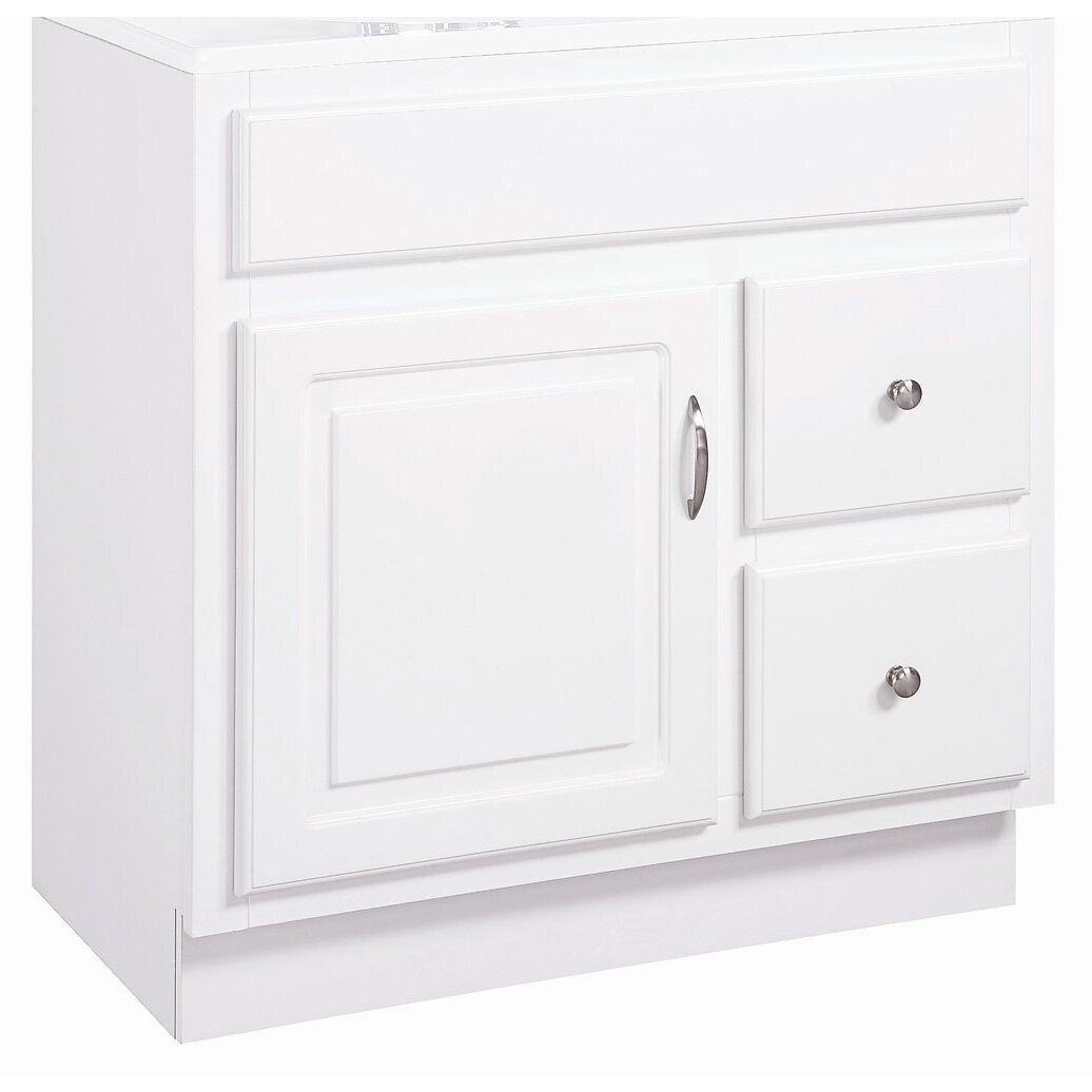 design house concord 30 quot bathroom vanity base amp reviews design house claremont 36 quot single bathroom vanity base