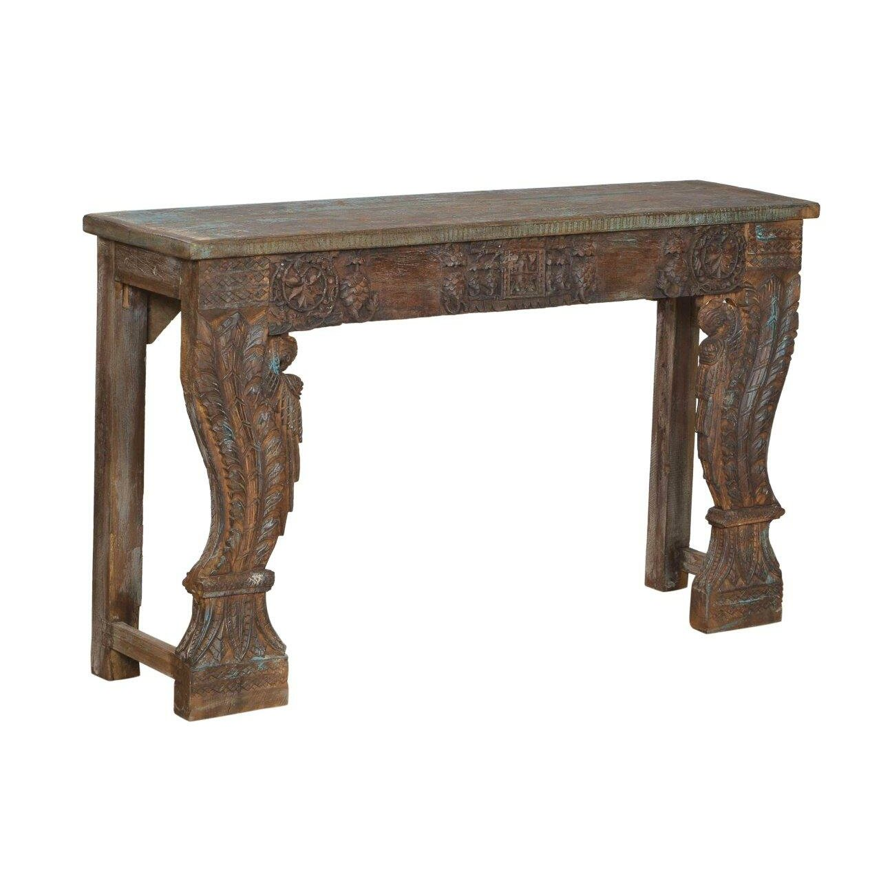 moti furniture burbank console table wayfair. Black Bedroom Furniture Sets. Home Design Ideas