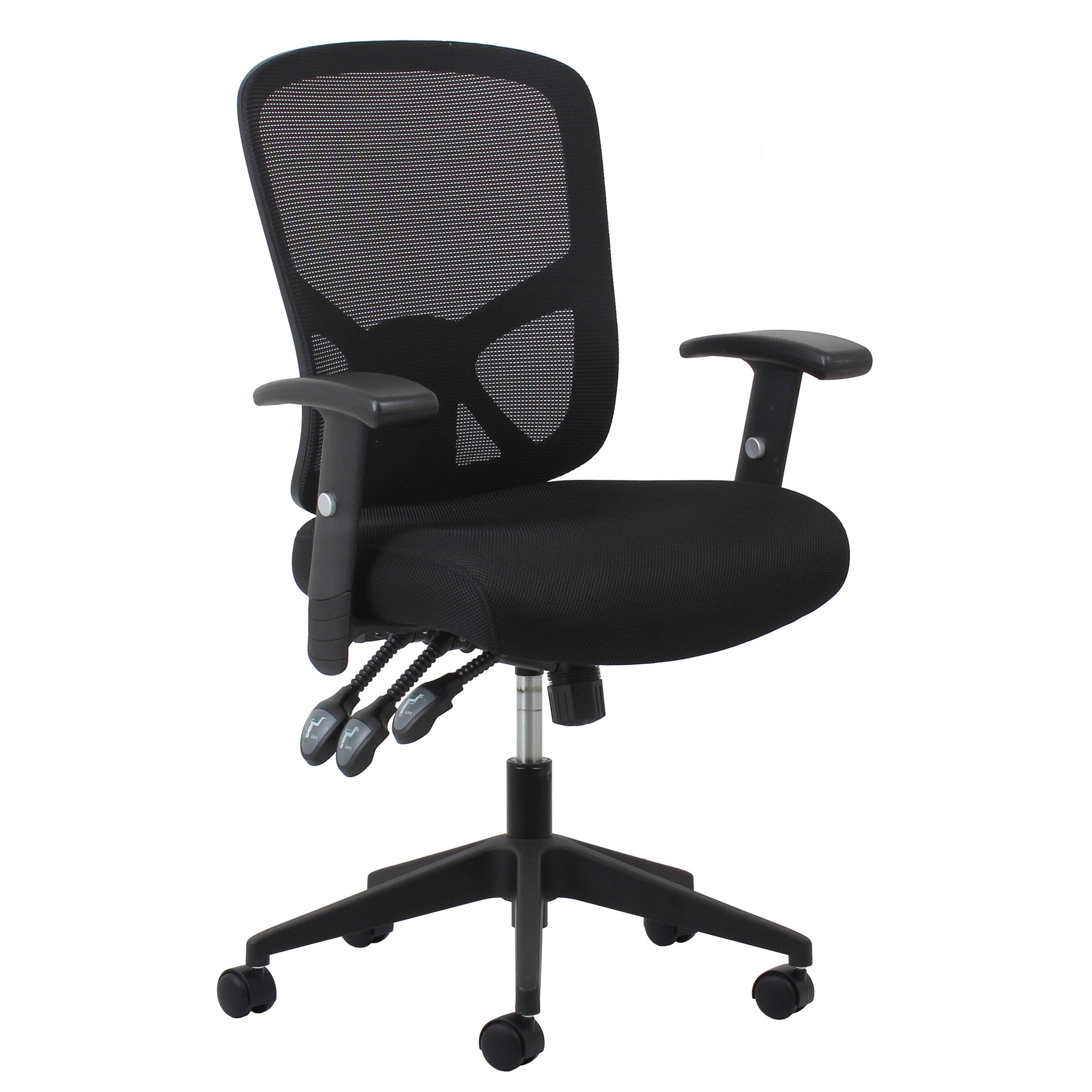 OFM Essentials Mesh Desk Chair & Reviews