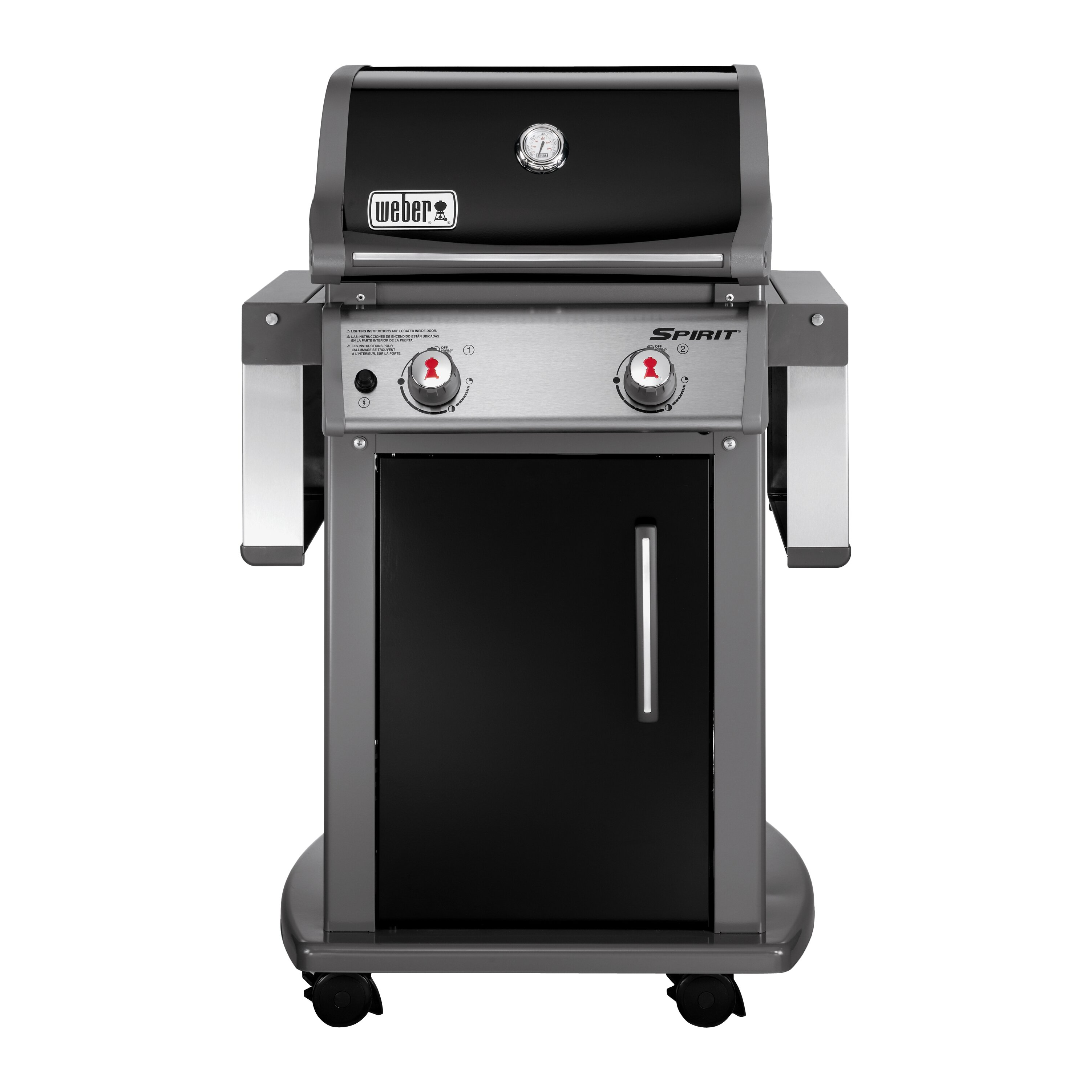 weber spirit e 210 lp gas grill reviews wayfair. Black Bedroom Furniture Sets. Home Design Ideas