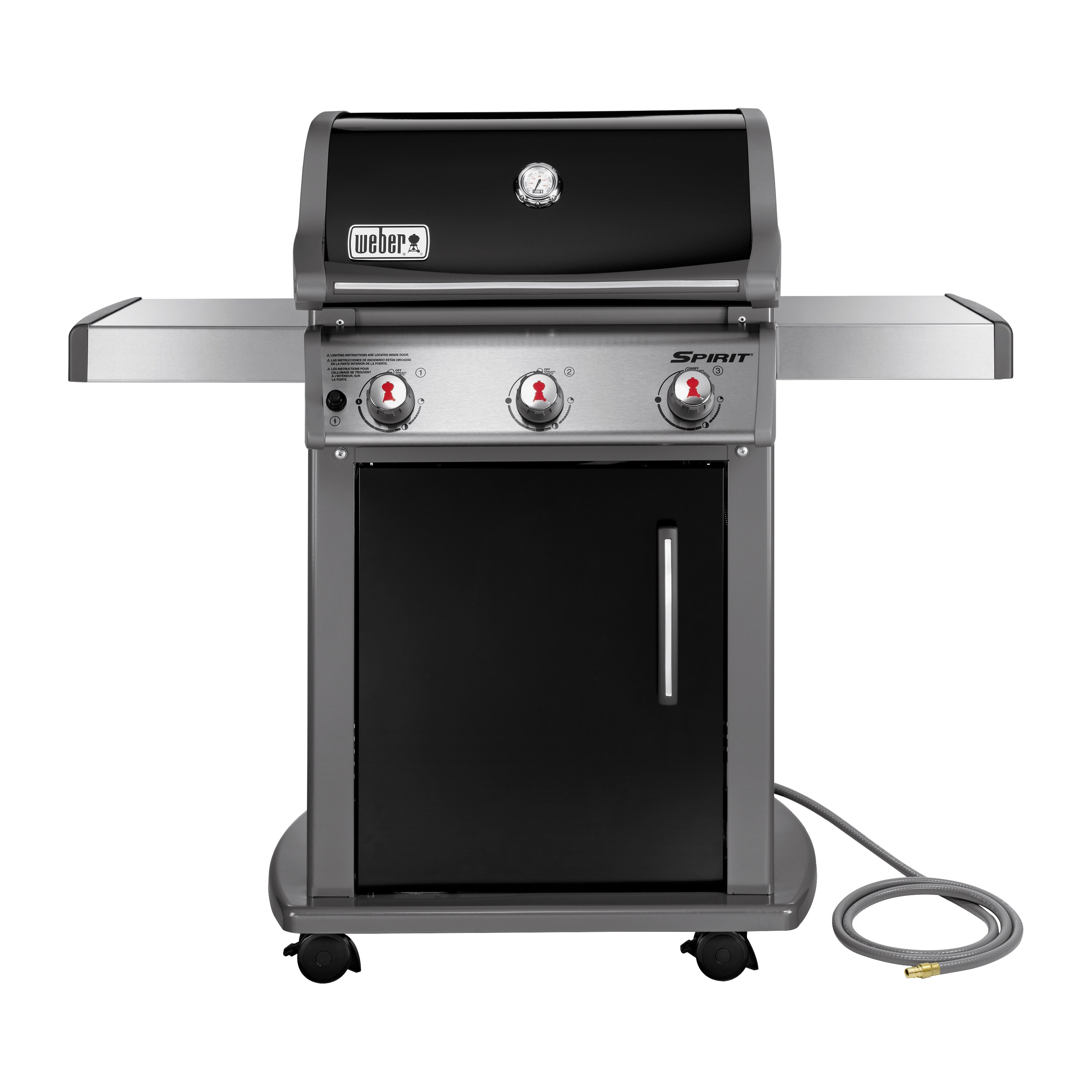 weber spirit e 310 natural gas grill reviews wayfair. Black Bedroom Furniture Sets. Home Design Ideas
