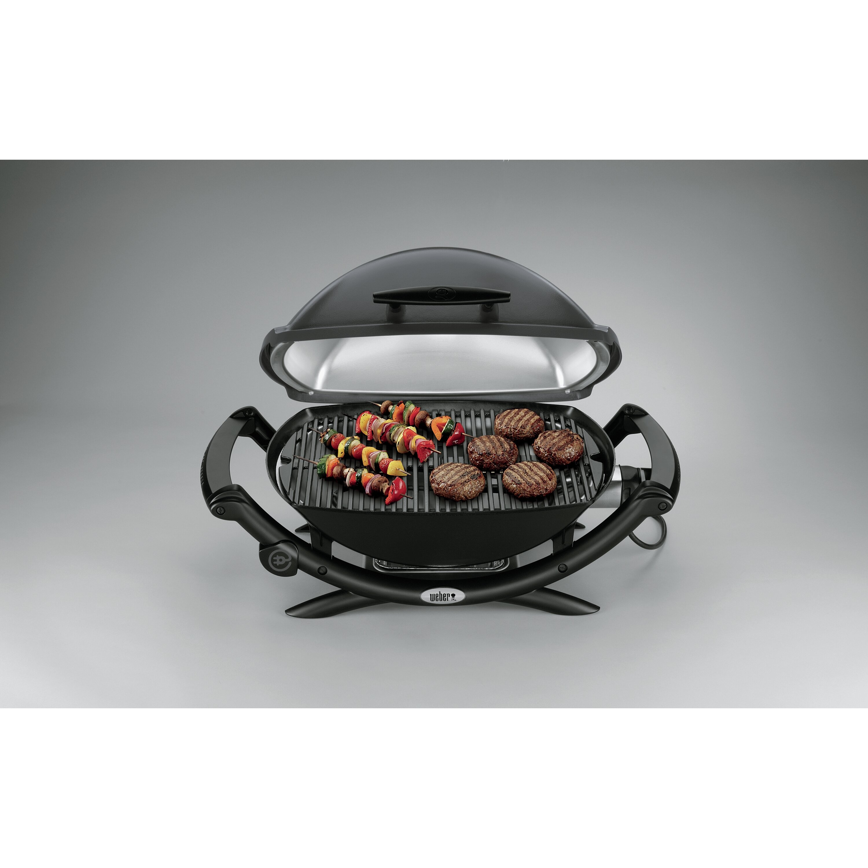 Weber Q® Series 2400 Portable Electric Grill & Reviews   Wayfair