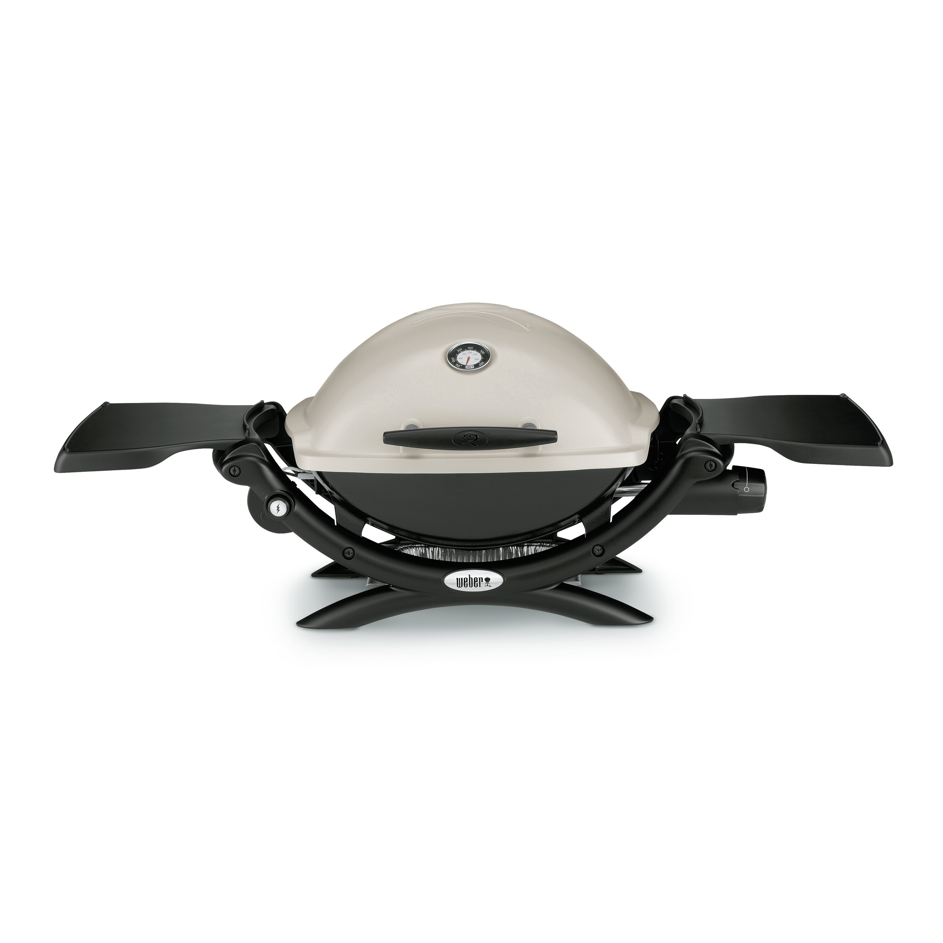 weber q series 1200 lp titanium portable gas grill. Black Bedroom Furniture Sets. Home Design Ideas