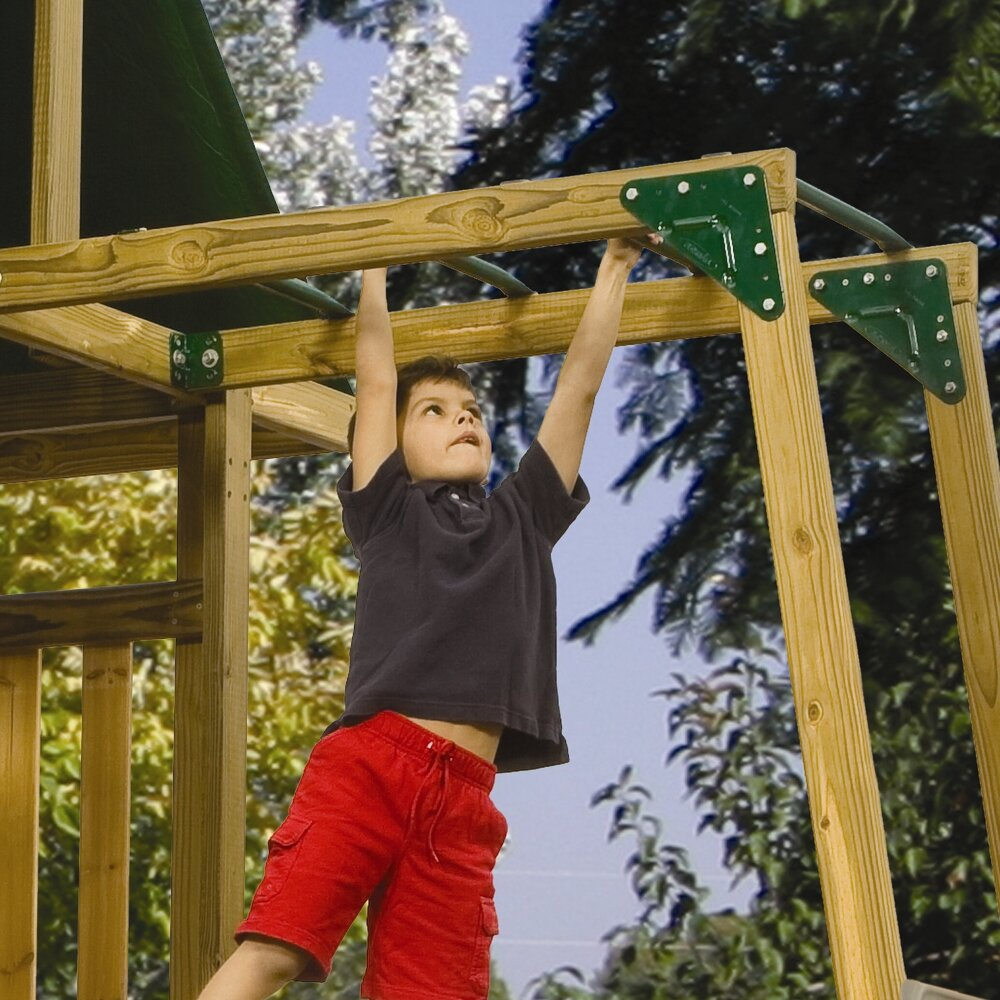 Playstar Climbing Bar Kit Amp Reviews Wayfair
