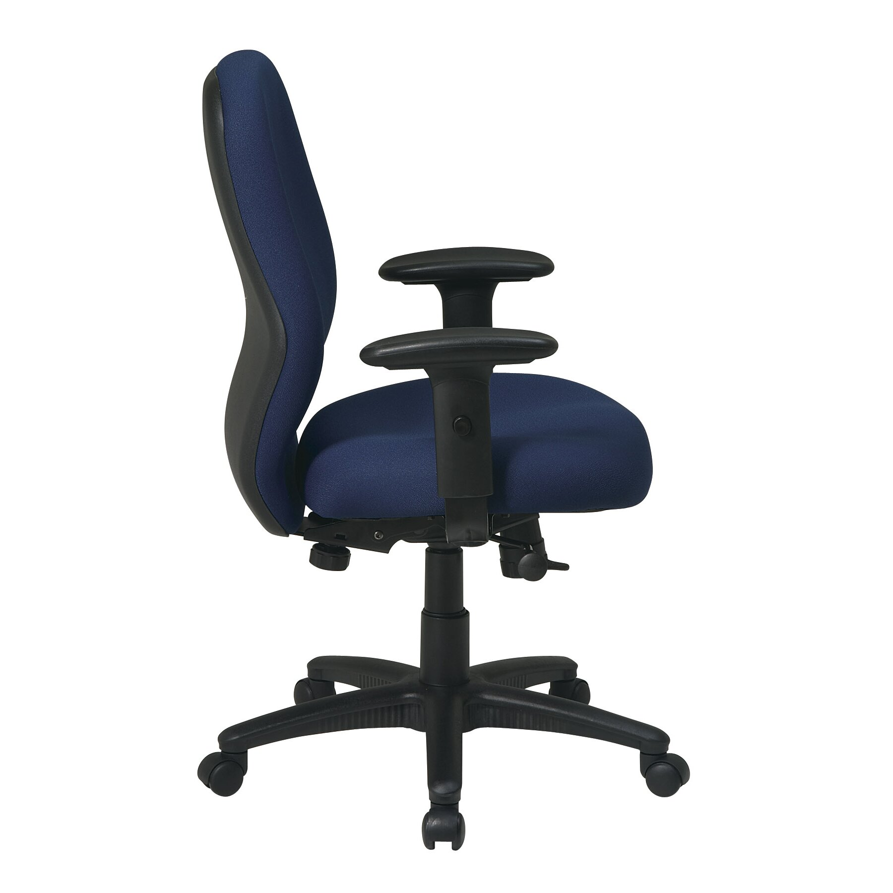 Office Star Work Smart Mid Back Desk Chair amp Reviews Wayfair : Mid2BBack2B2 to 12BSynchro2BTilt2BChair2Bwith2BAdjustable2BSoft2BPU2BPadded2BArms2B2528special2Border2529 from www.wayfair.com size 1800 x 1800 jpeg 171kB
