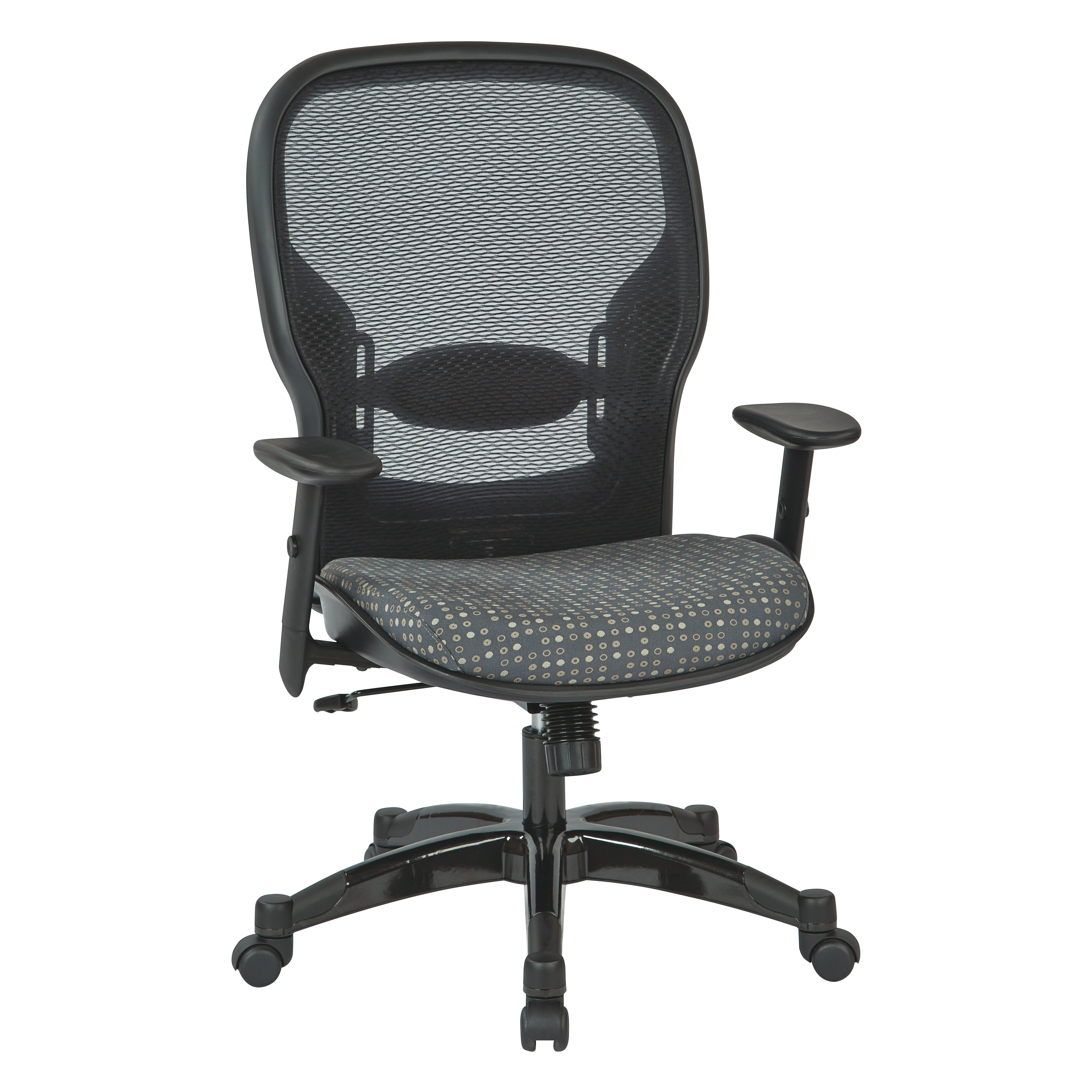 fice Star Space Seating High Back Mesh Desk Chair