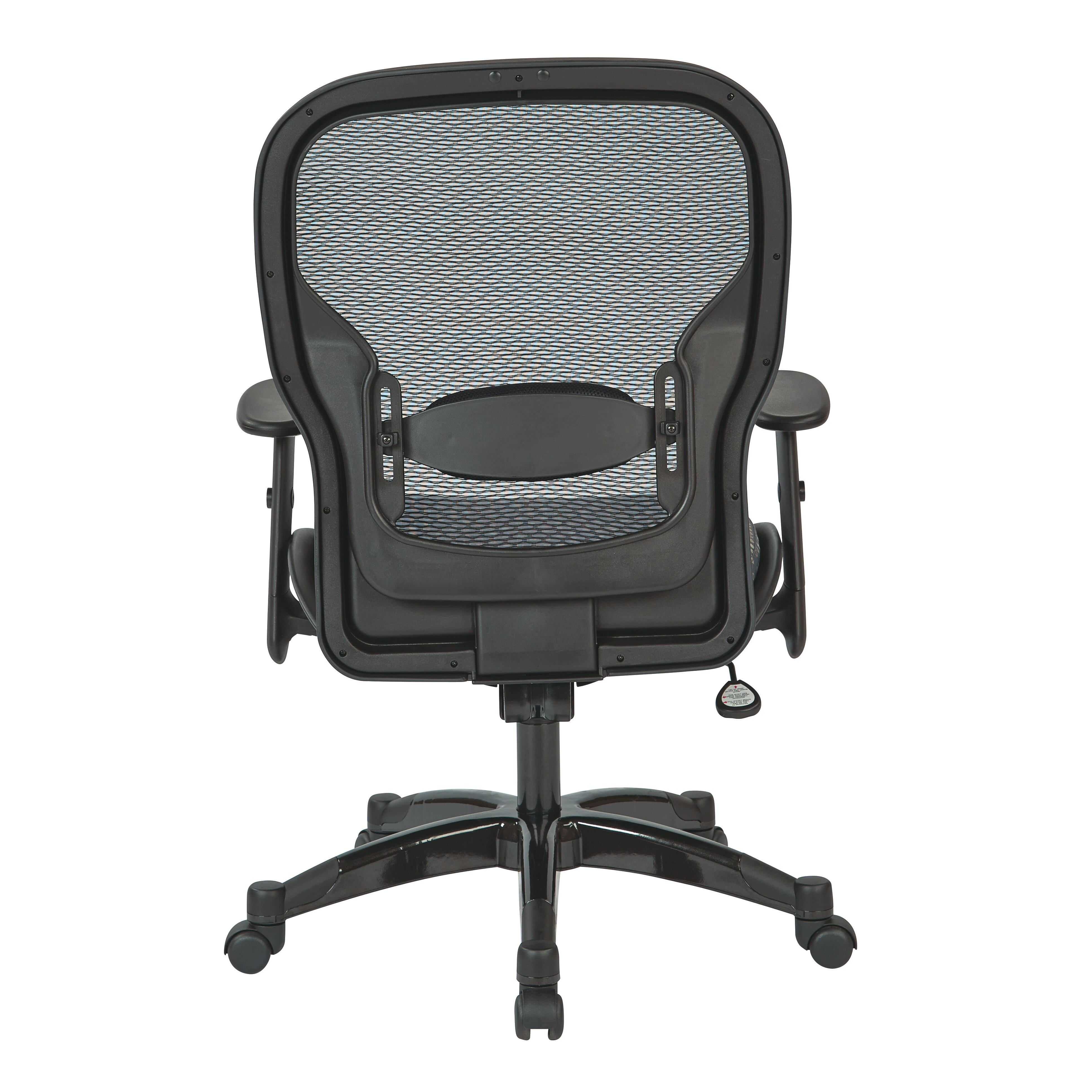 Office Star Space Seating High Back Mesh Desk Chair Wayfair