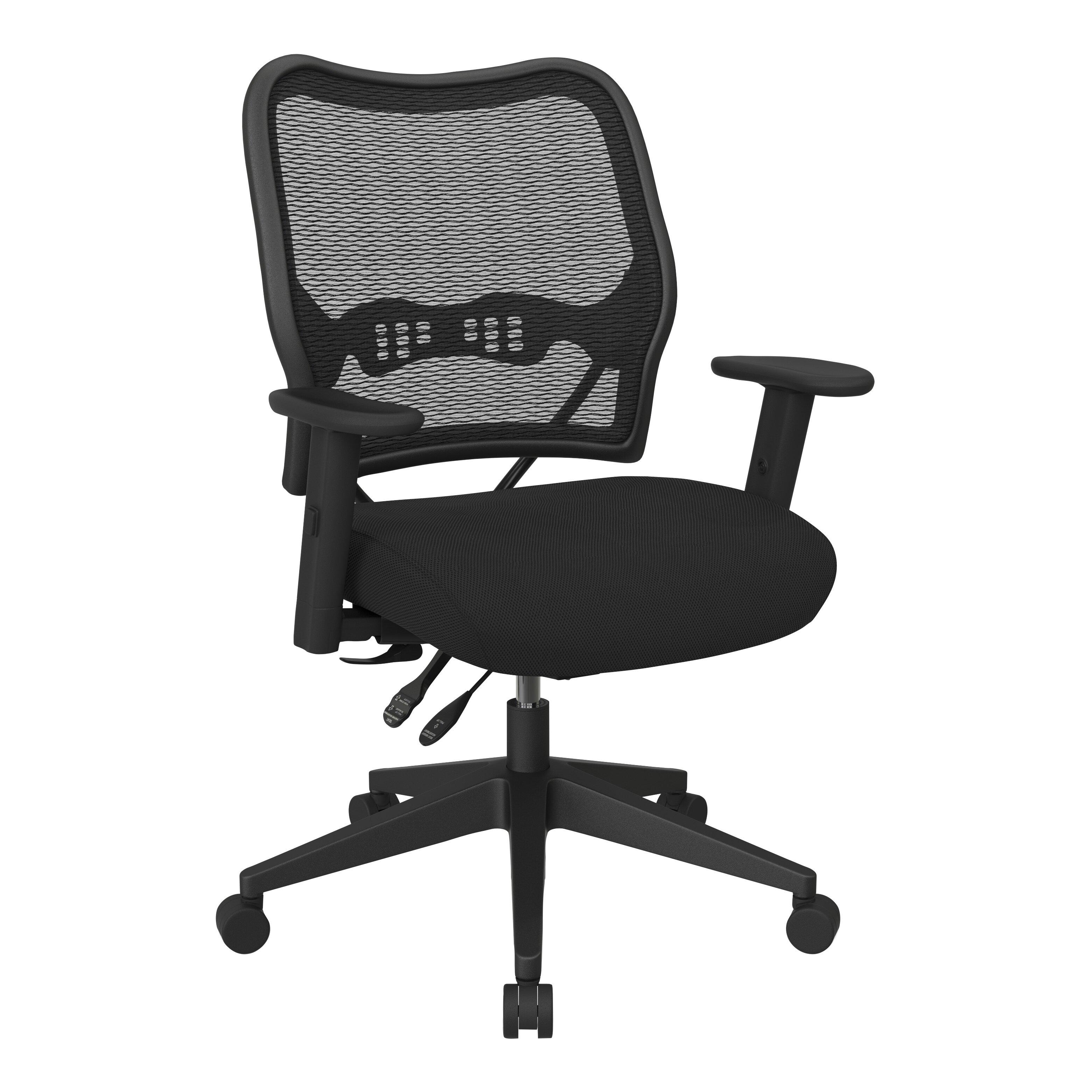 fice Star Mid Back Mesh Desk Chair