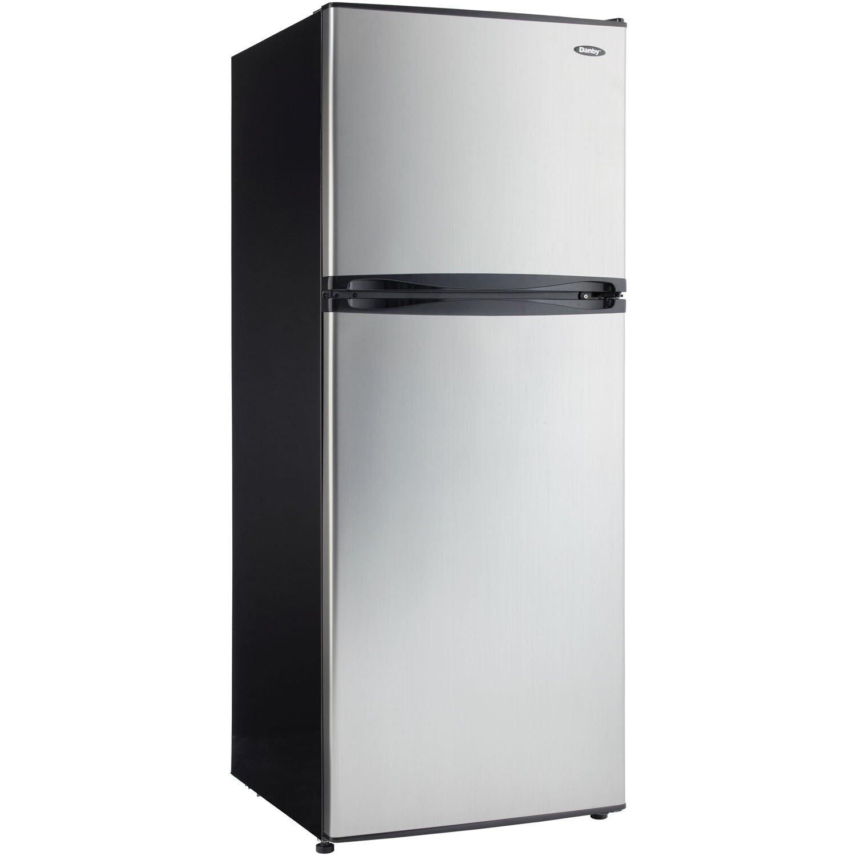 Danby 10 Cu. Ft. Top Freezer Refrigerator & Reviews