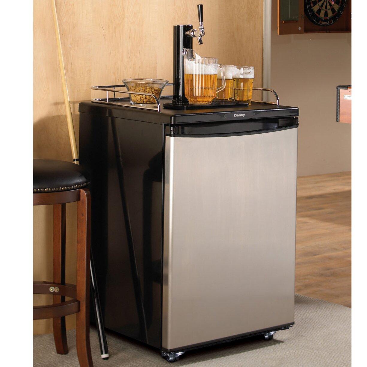 Danby Freestanding Wine Refrigerator Reviews Wayfair