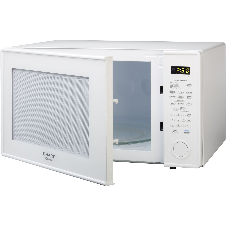 Countertop Microwave 2 Cu Ft : Sharp 2.2 Cu. Ft. 1200W Countertop Microwave Wayfair