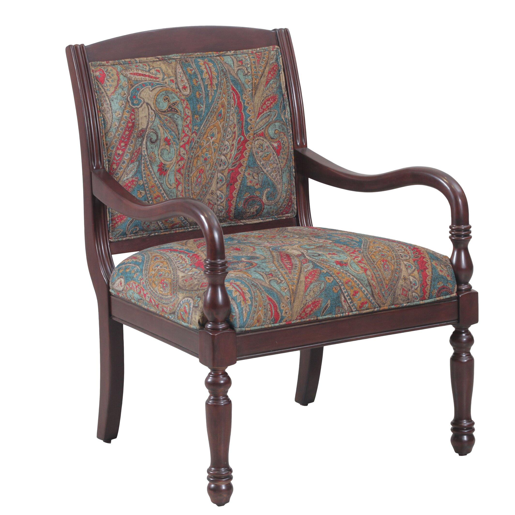 Powell Carina Accent Arm Chair Reviews Wayfair