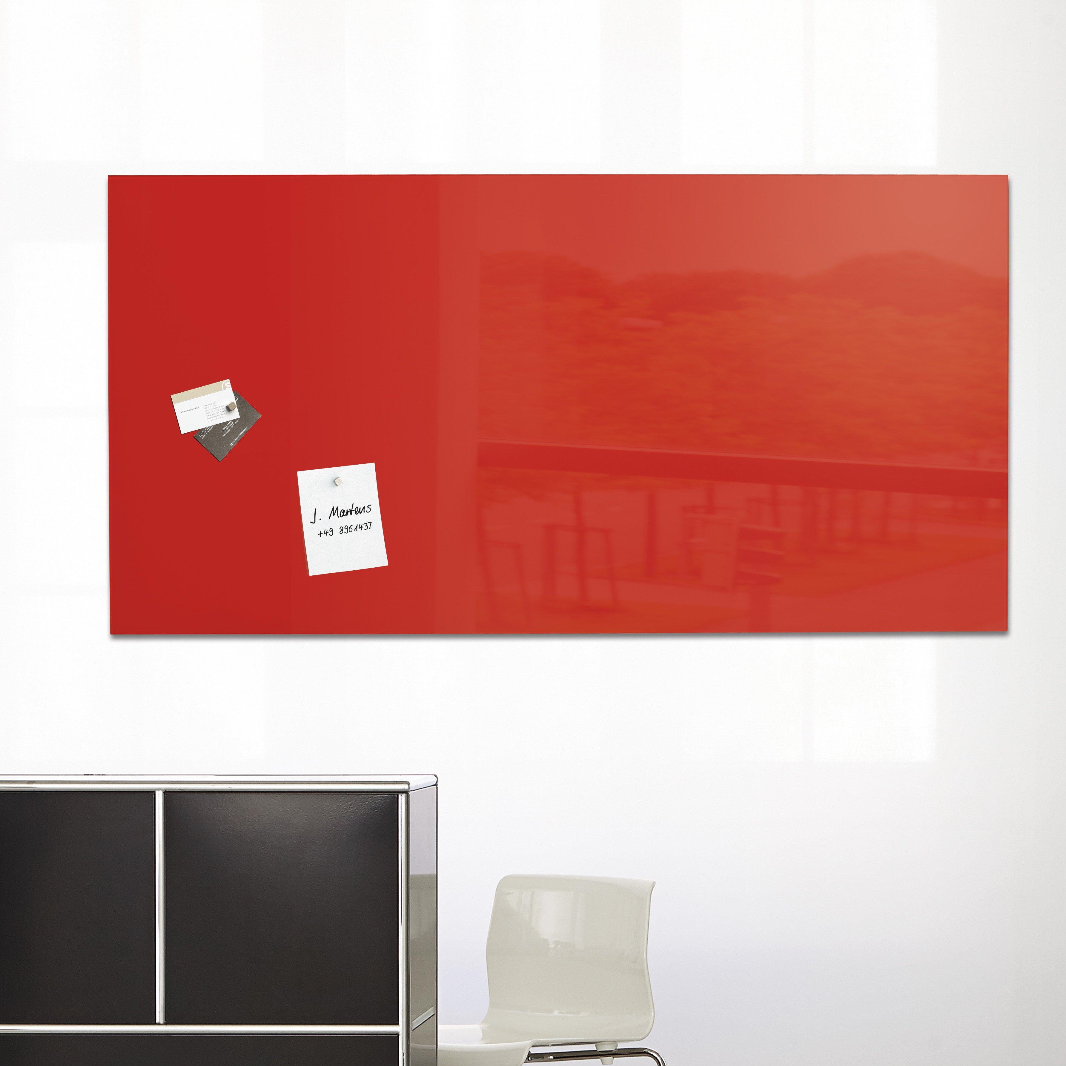 bindertek sigel magnetic glass memo board reviews. Black Bedroom Furniture Sets. Home Design Ideas