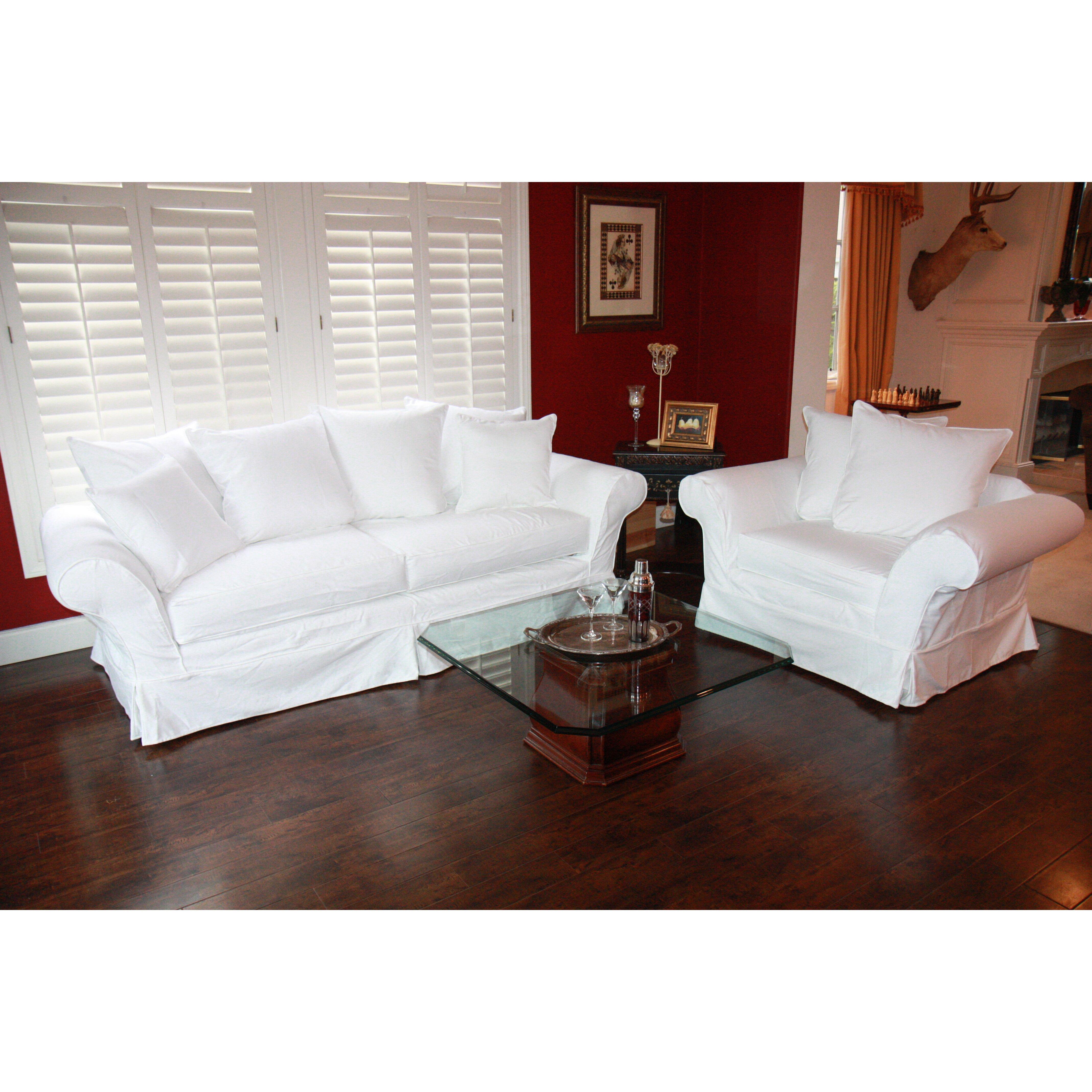 Huntington Industries Ridgeport Cotton Chair Reviews Wayfair