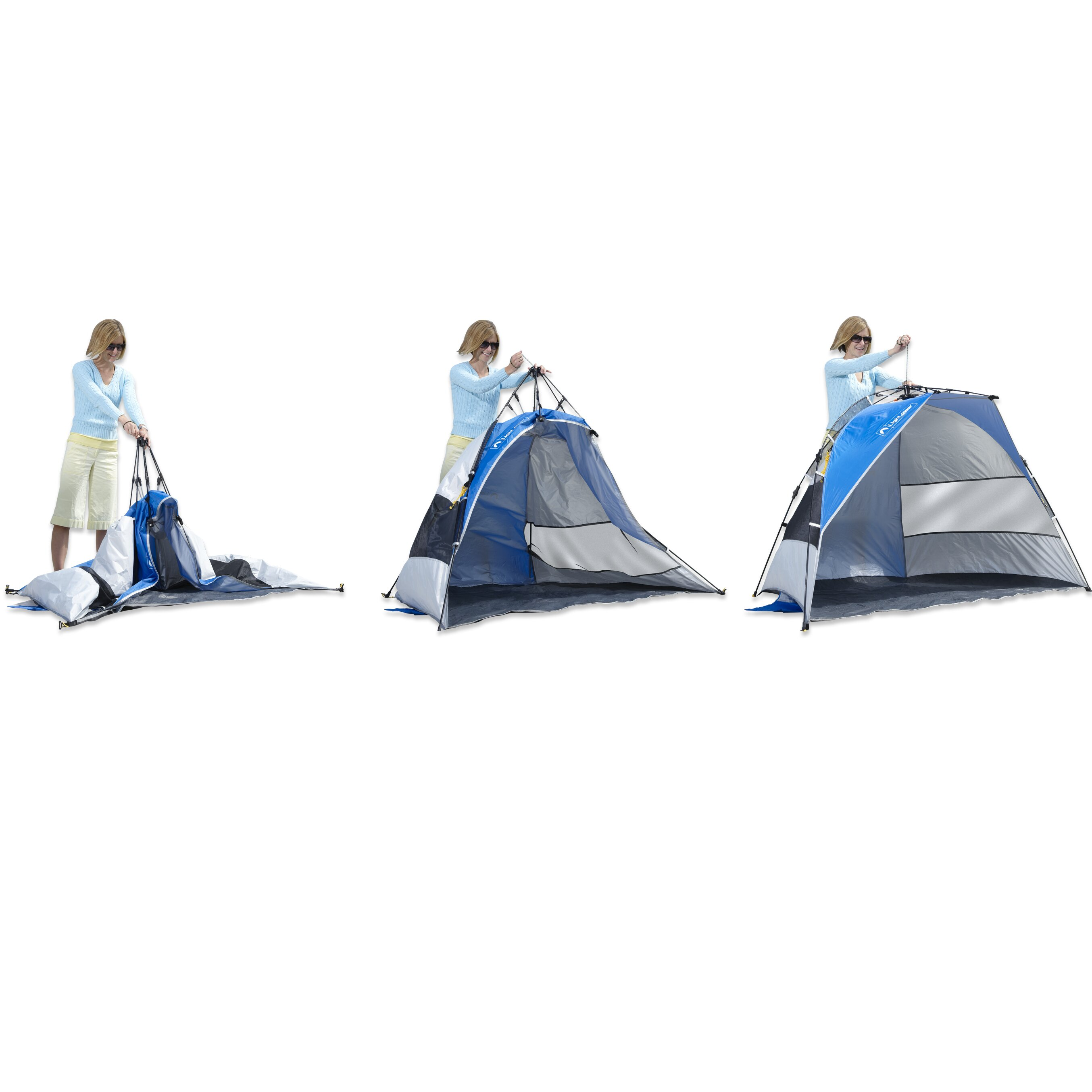 Lightspeed Quick Draw Tent Lry1006  sc 1 st  PinStake & How To Draw A Tent Pictures to pin on Pinterest