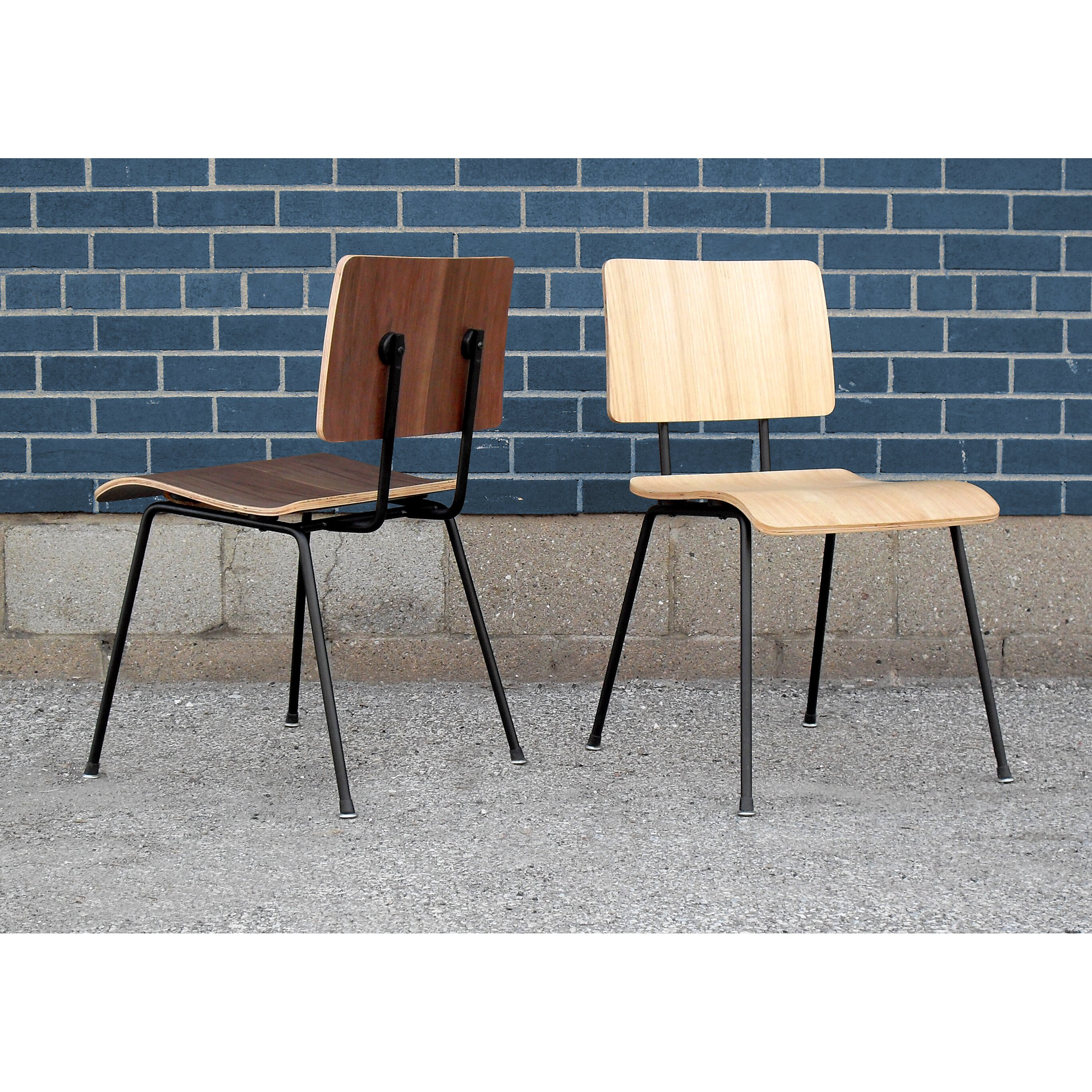 Gus Modern School Chair & Reviews | Wayfair Modern School Chairs