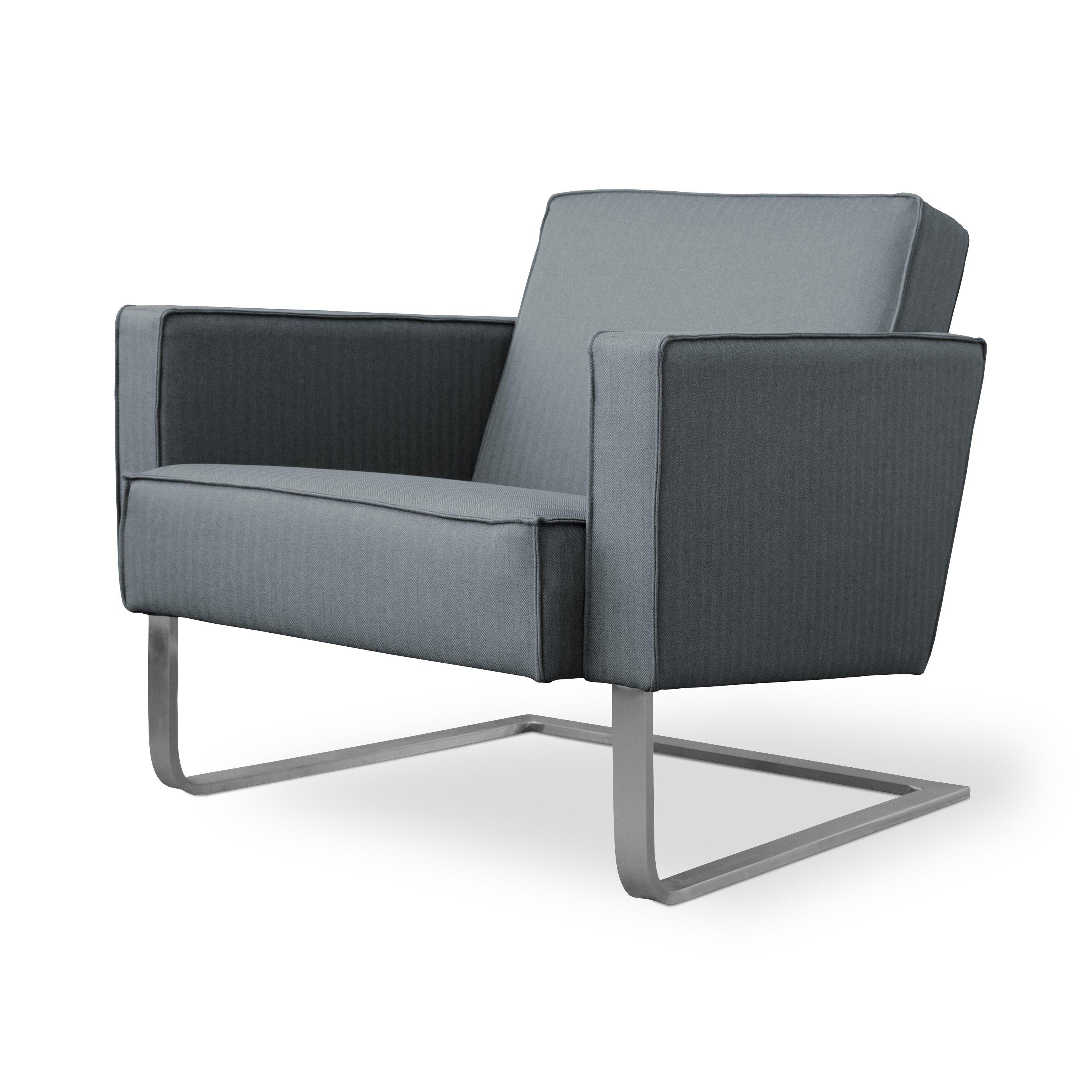 Gus Modern High Park Arm Chair Reviews Wayfair