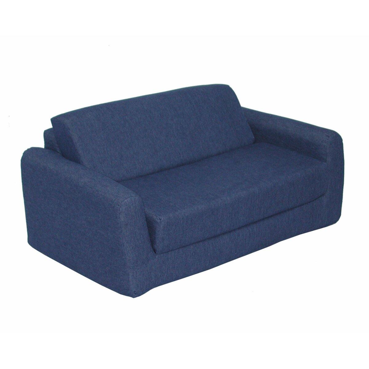 Elite Products Children 39 S Sofa Sleeper Reviews Wayfair