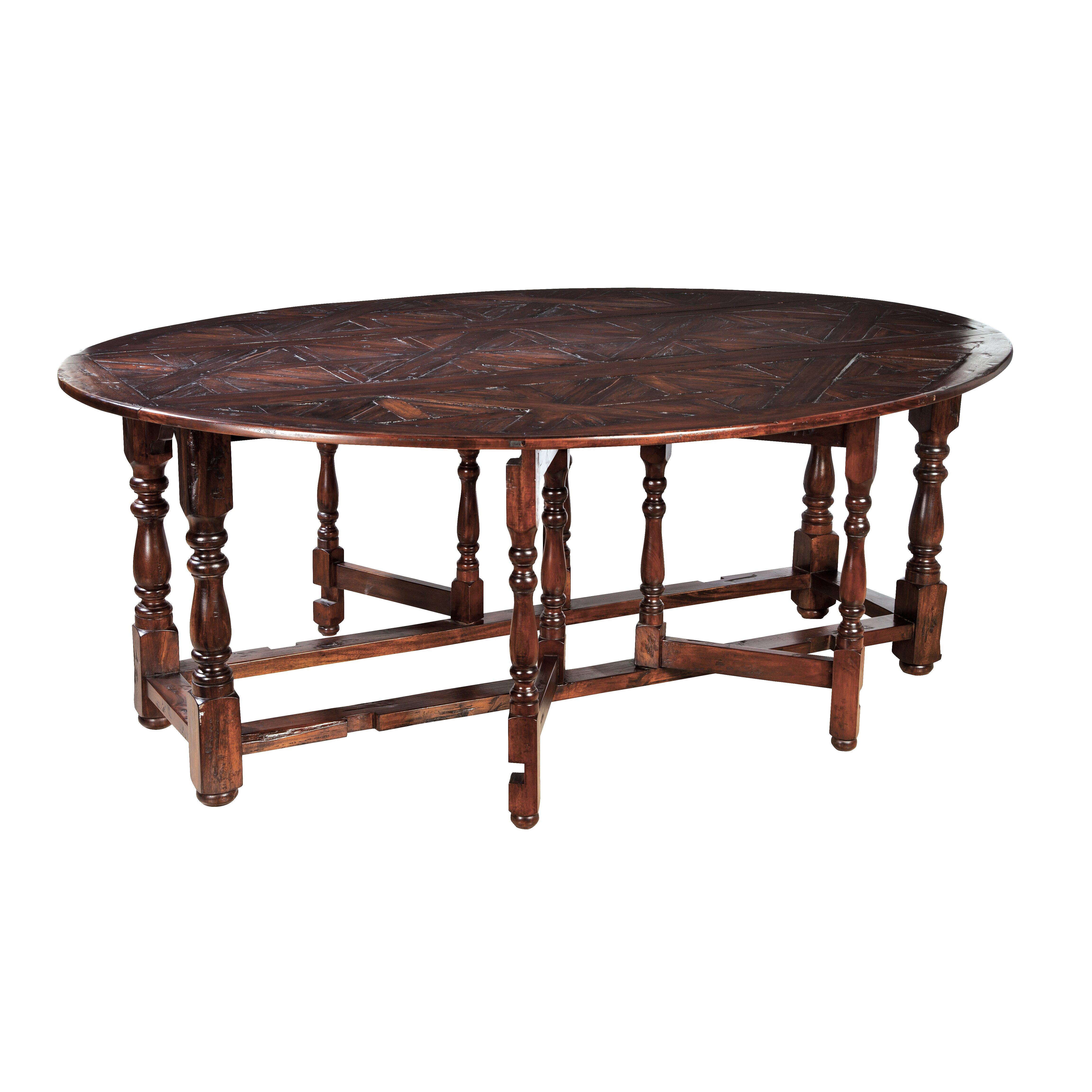 Furniture classics ltd gateleg dining table wayfair for Gateleg dining table