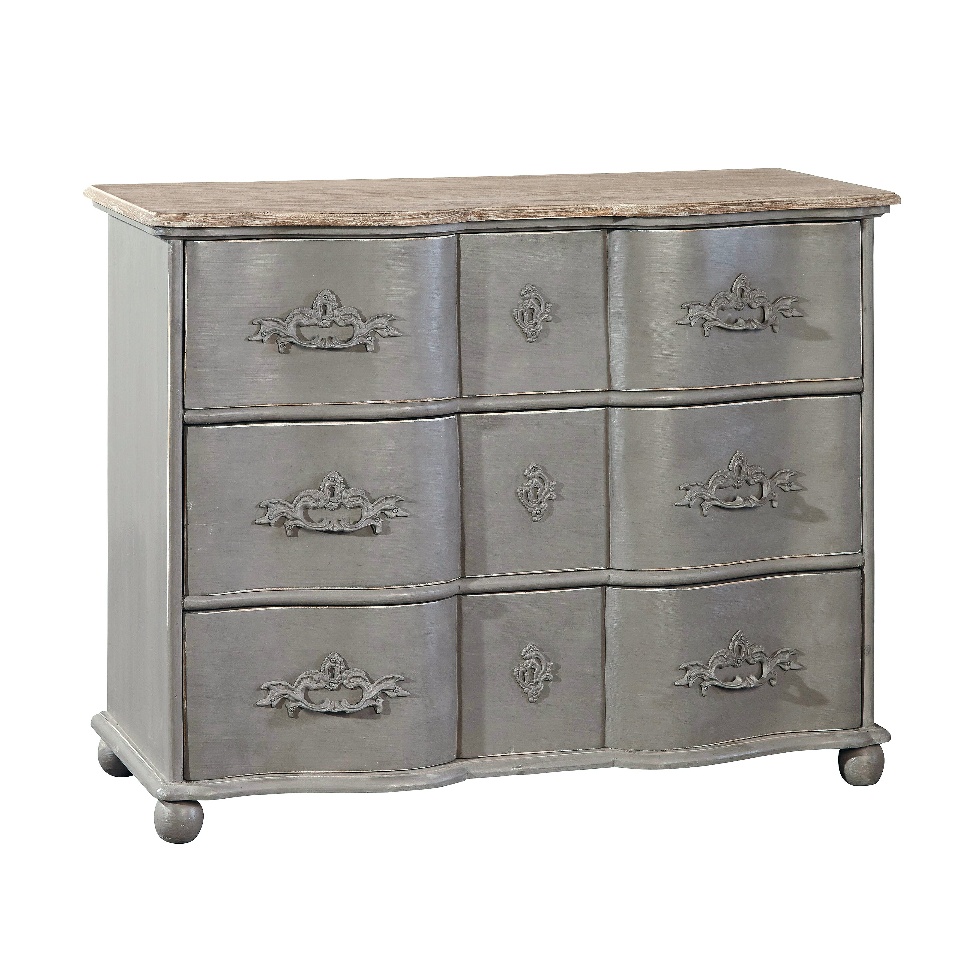 Furniture Classics Ltd Donahue 6 Drawer Chest Wayfair