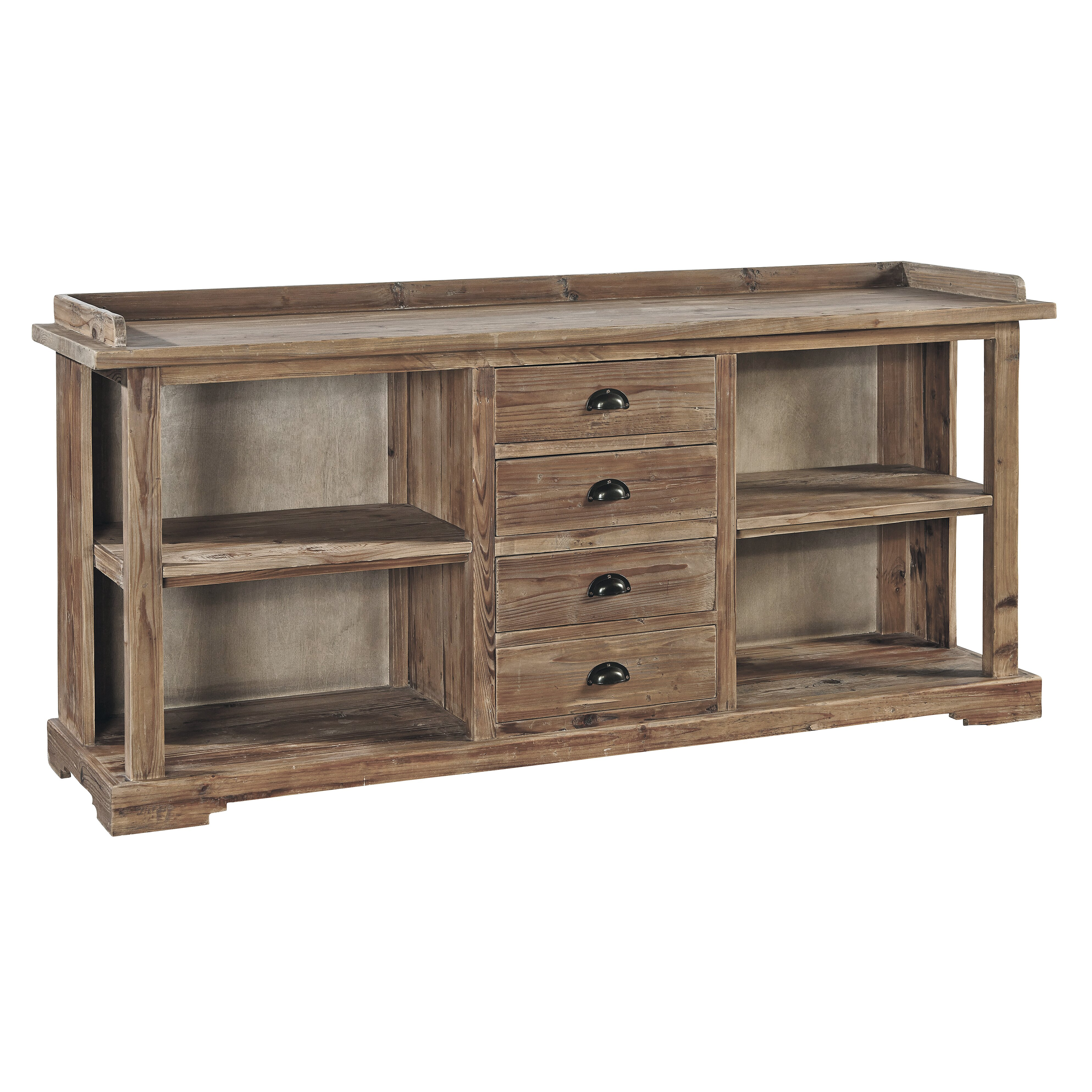 Furniture Classics LTD Old Fir Sideboard & Reviews  Wayfair