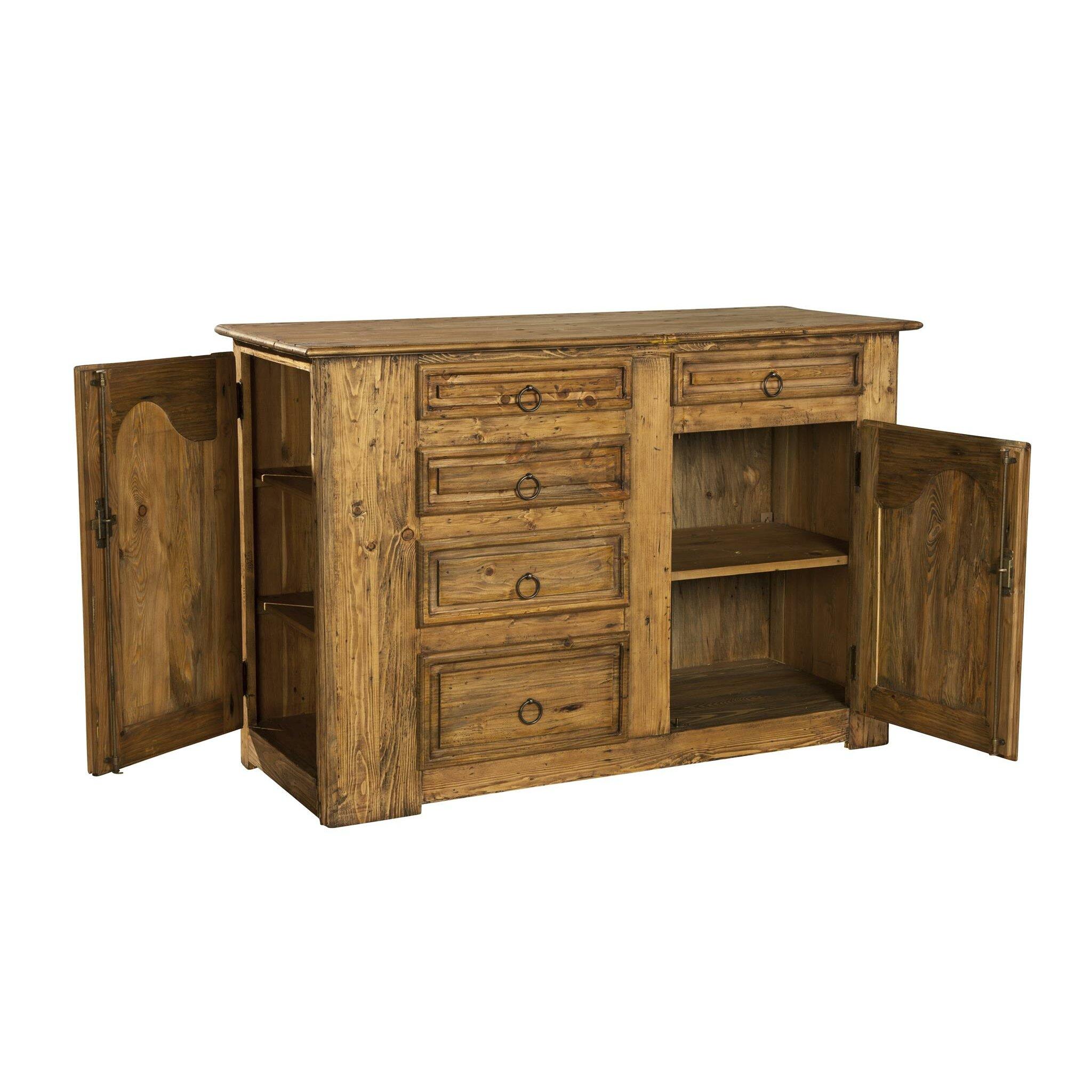 Furniture Classics Ltd Country Wine Server Wayfair