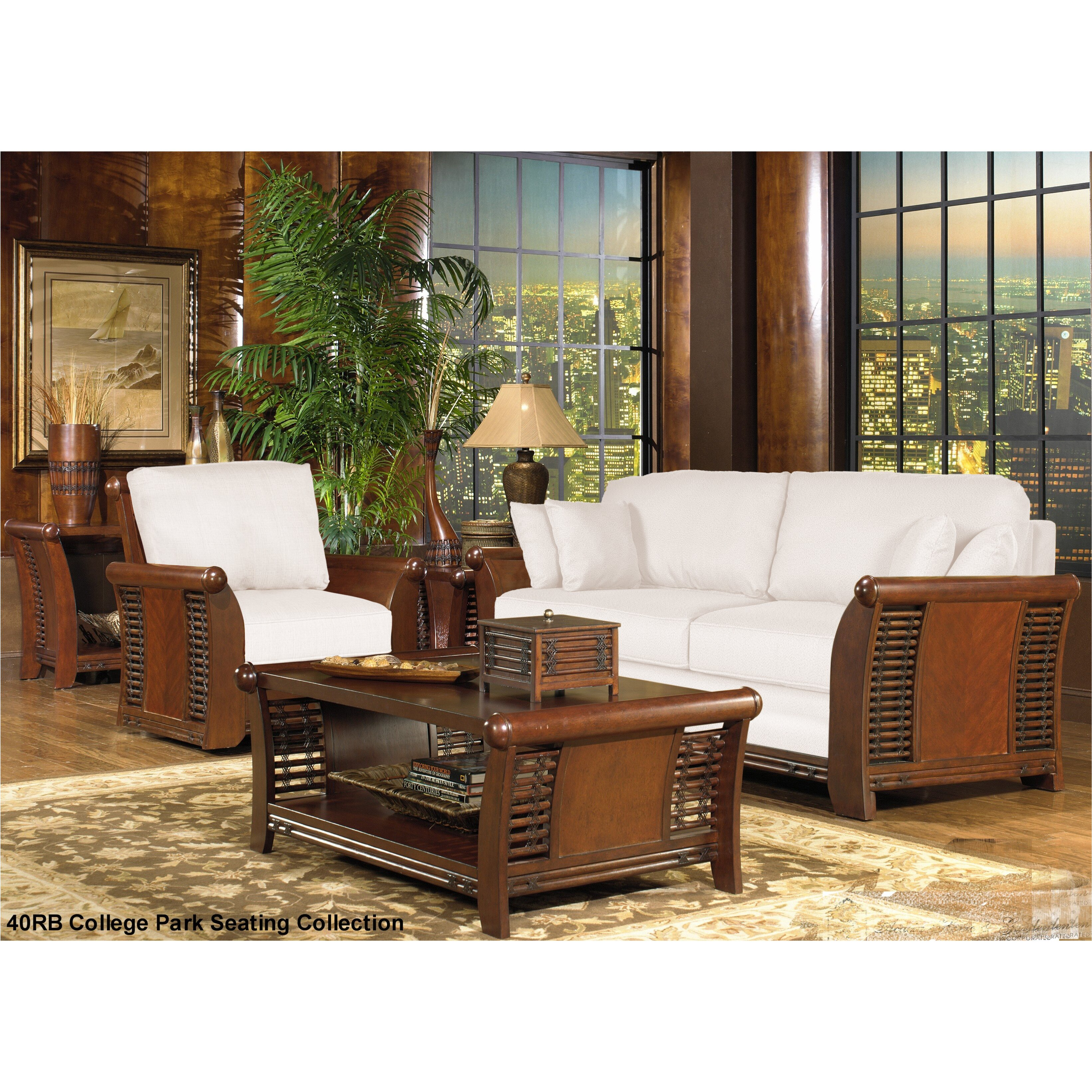 Acacia Home And Garden College Park Living Room Collection Reviews Wayfair