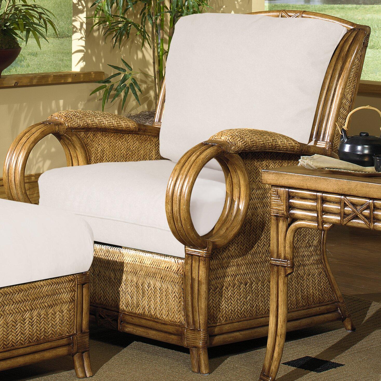 Acacia Home And Garden Royal Pine Lounge Chair Wayfair