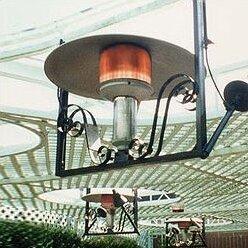 Sunglo Hanging Natural Gas Patio Heater Wayfair