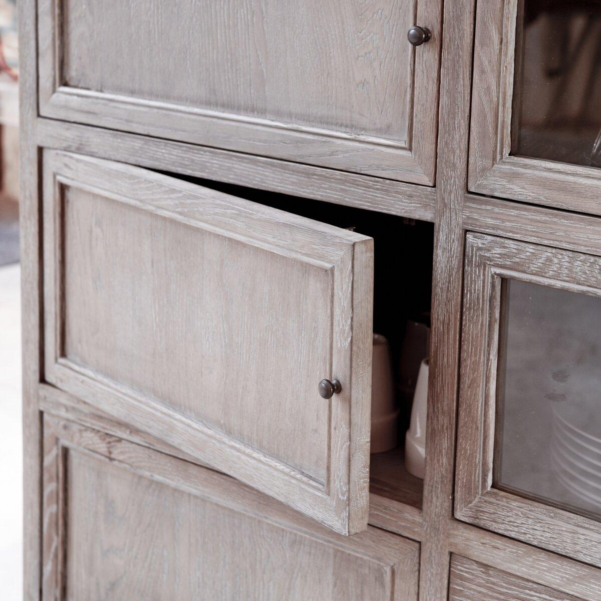 Tikamoon pablo 10 door 4 drawer sideboard reviews for Sideboard pablo
