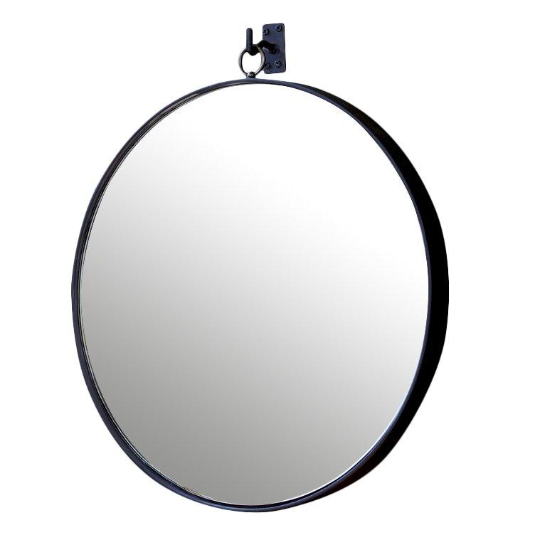 Tikamoon eliot metal mirror reviews wayfair uk for Metal miroir