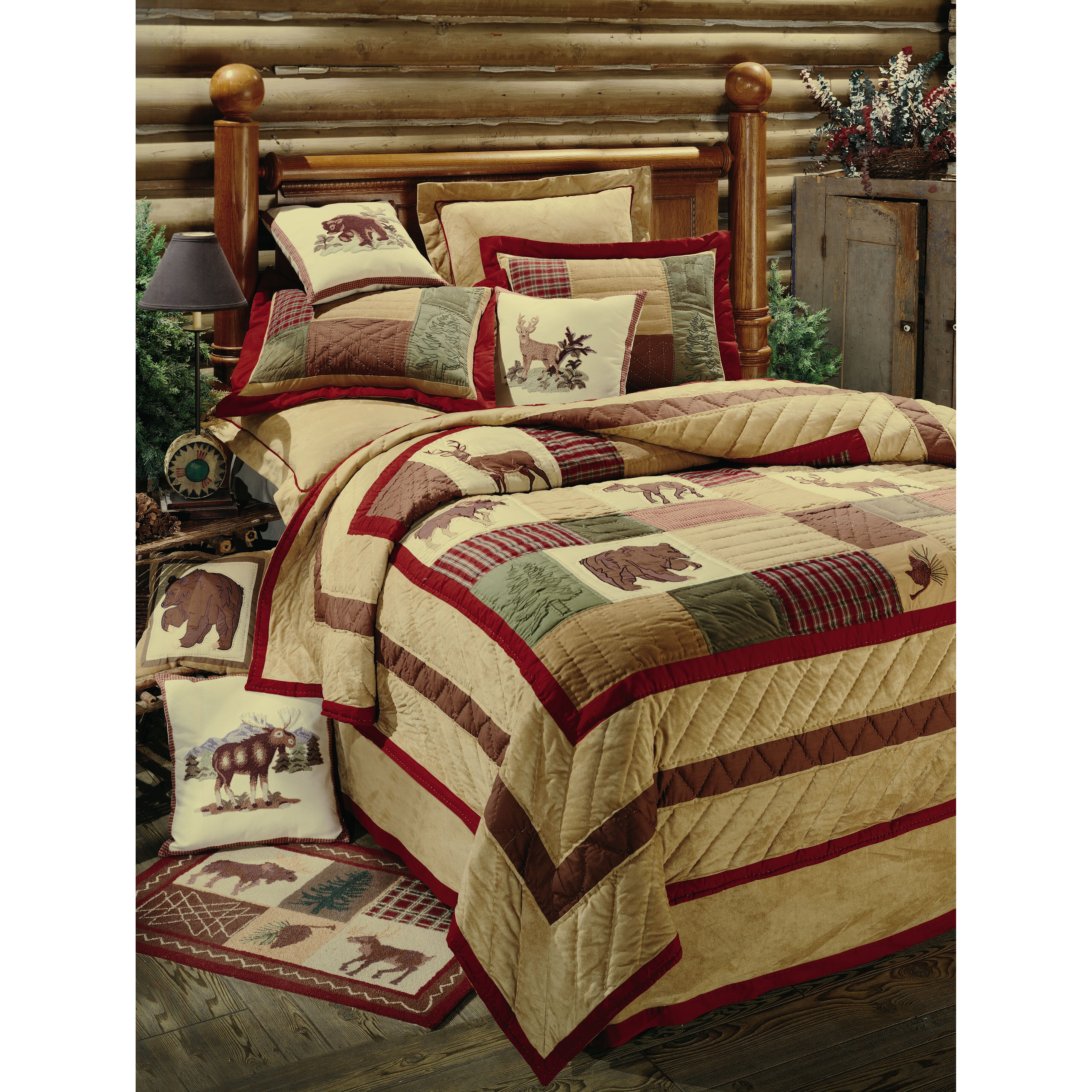 Christmas King Size Bedding
