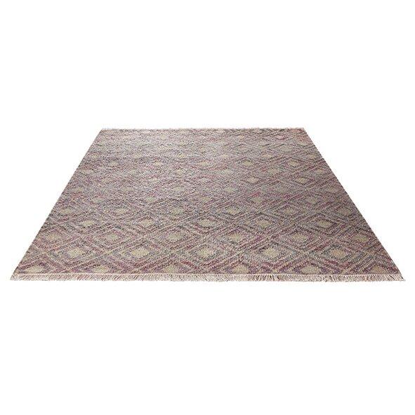 esprit handgewebter teppich simple in grau von manufacturer. Black Bedroom Furniture Sets. Home Design Ideas