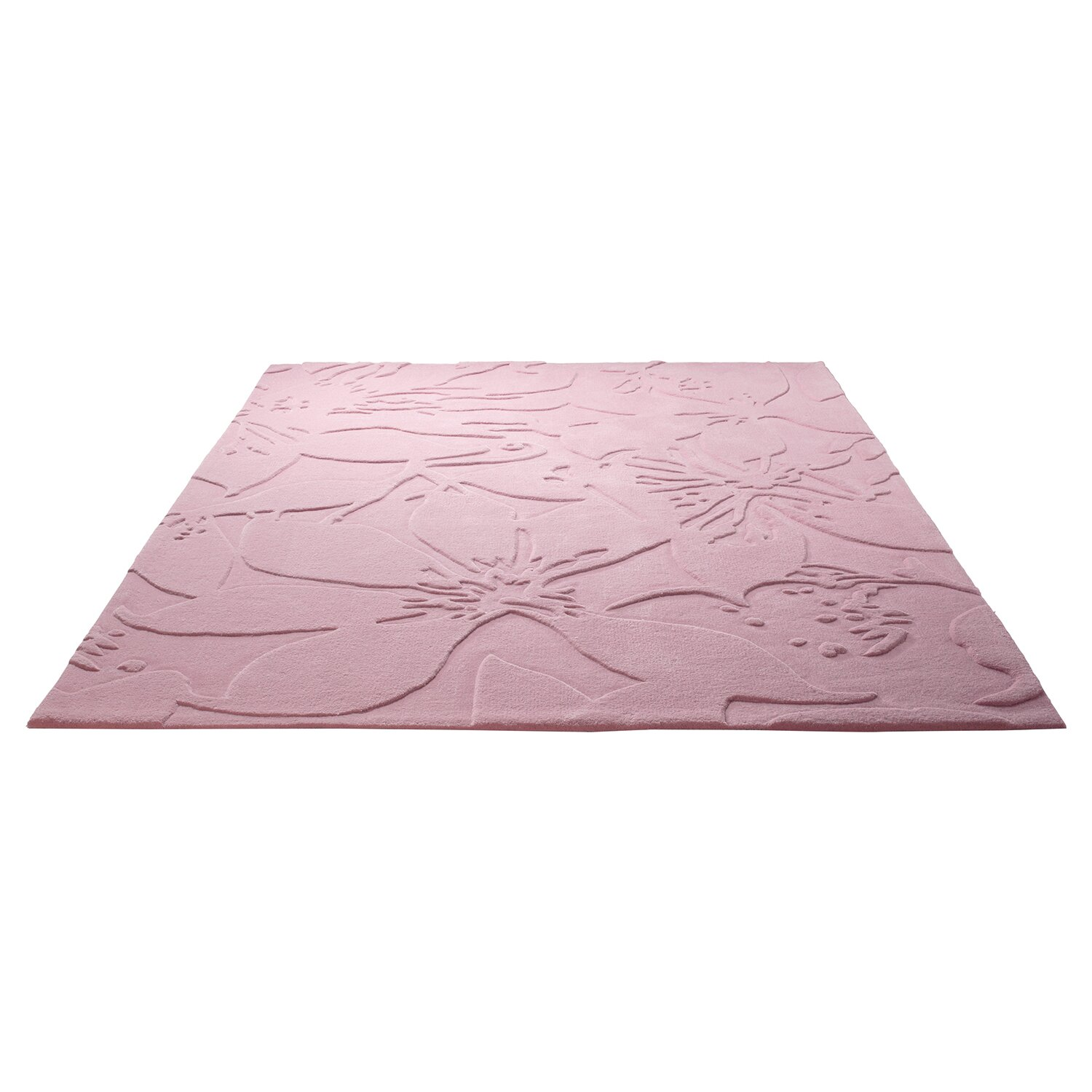 Esprit Lily Hand-Tufted Pink Area Rug & Reviews