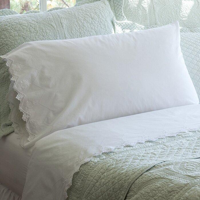 Taylor Linens Frances Pillowcase Amp Reviews Wayfair