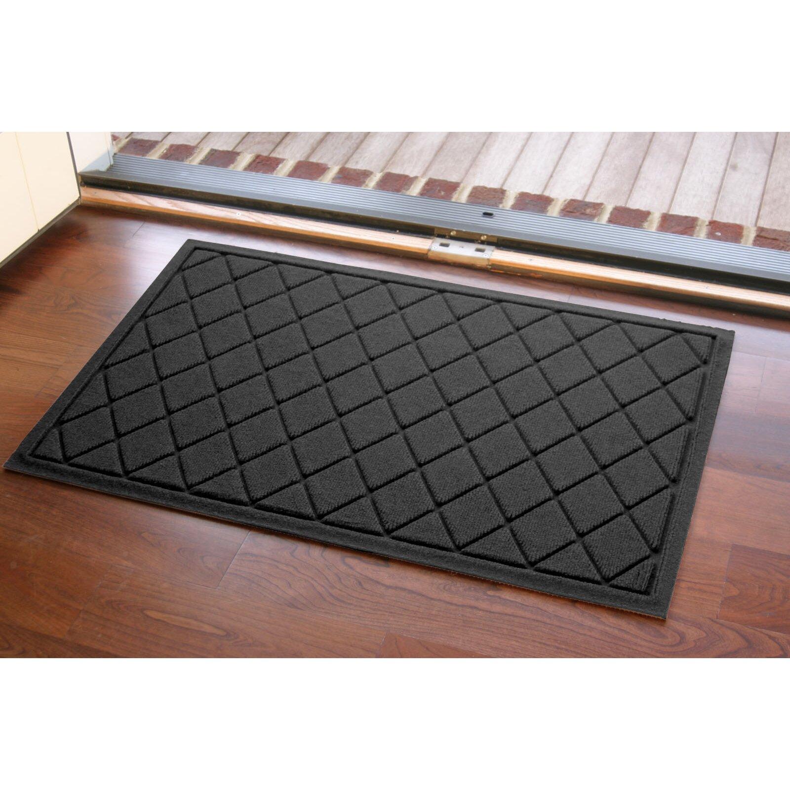 Bungalow Flooring Aqua Shield Argyle Doormat & Reviews