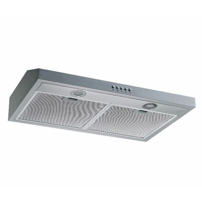 Under the cabinet convertible range hood in stainless steel30 30 cabinet range publicscrutiny Images