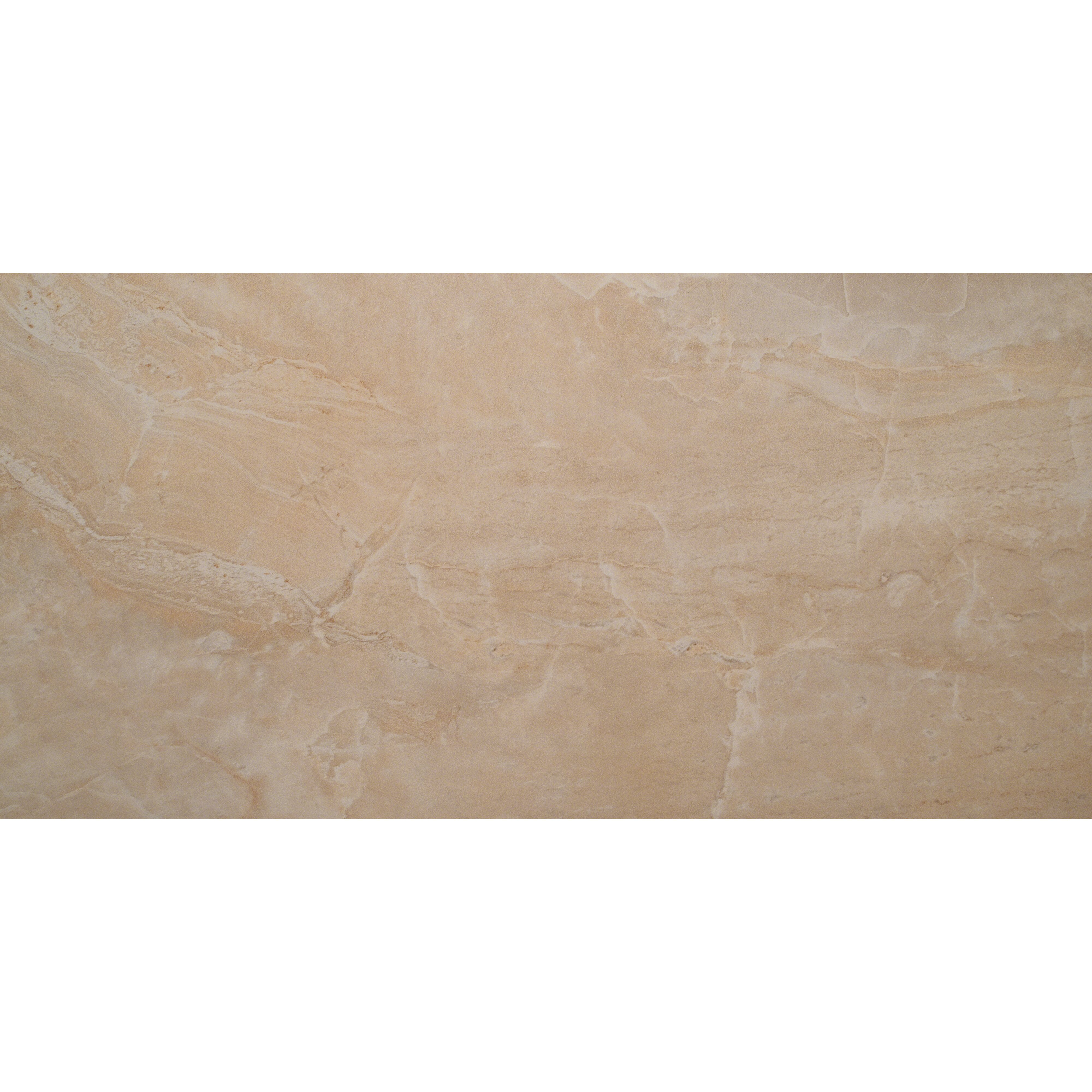 Msi Pietra Onyx 18 X 18 Porcelain Field Tile In High