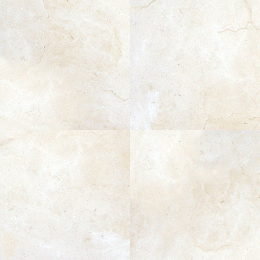 Msi pietra marfil 18 x 18 porcelain field tile in beige for 18 x 18 ceramic floor tile