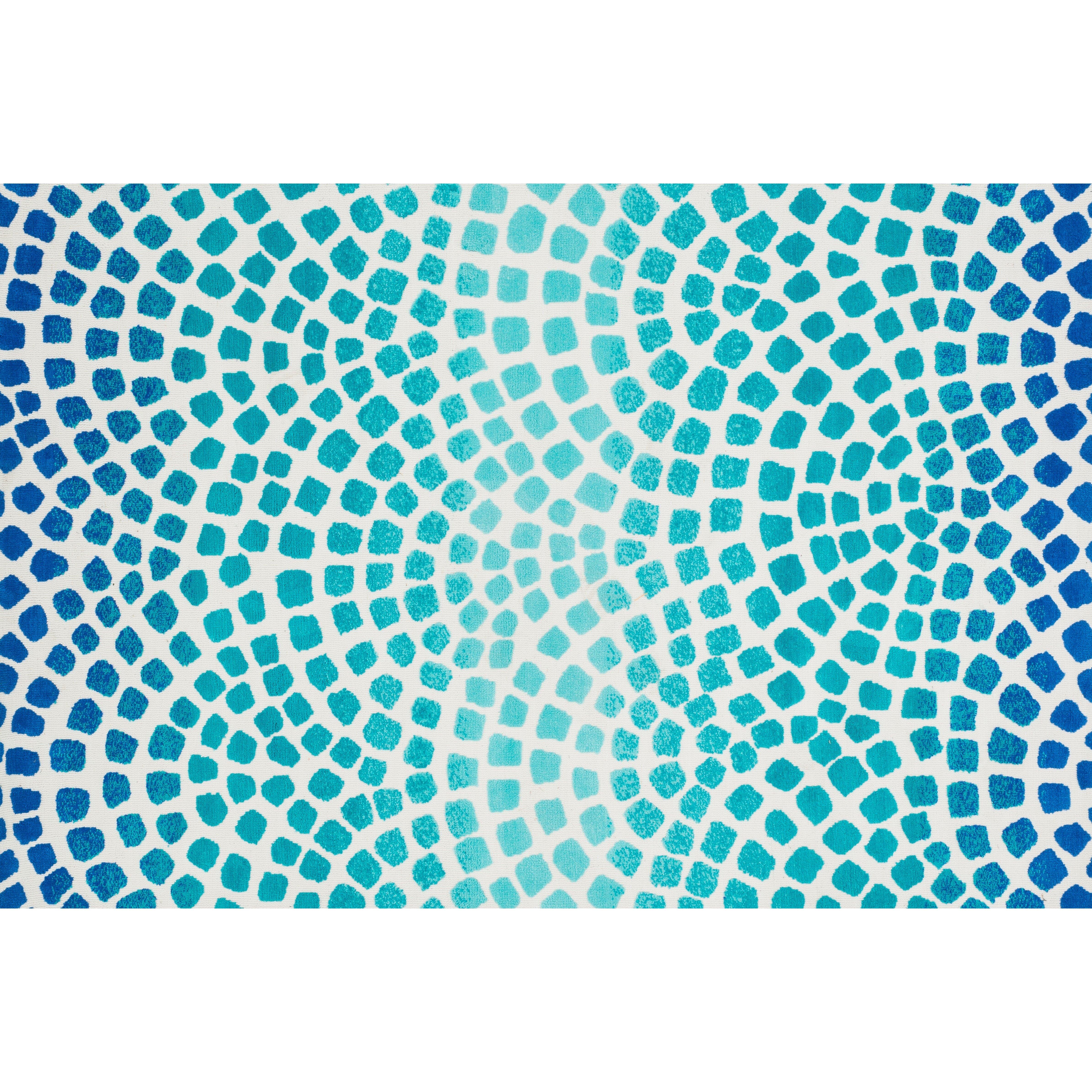 Loloi Rugs Cassidy Aqua Amp Blue Area Rug Amp Reviews Wayfair